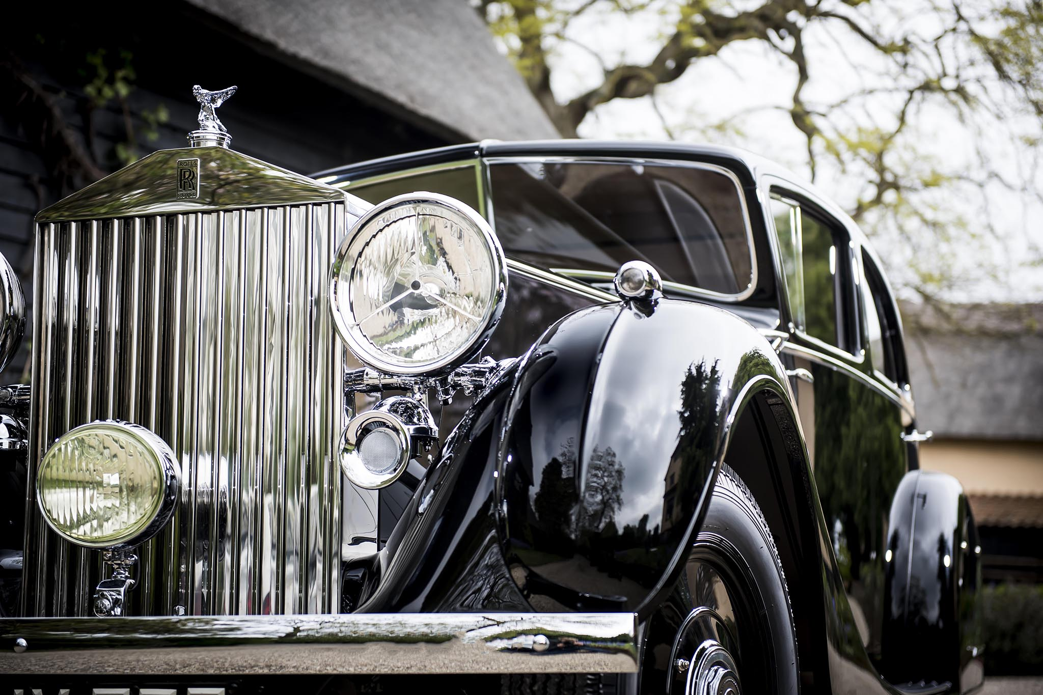 1936 Rolls Royce Phantom Iii Owned By Field Marshal