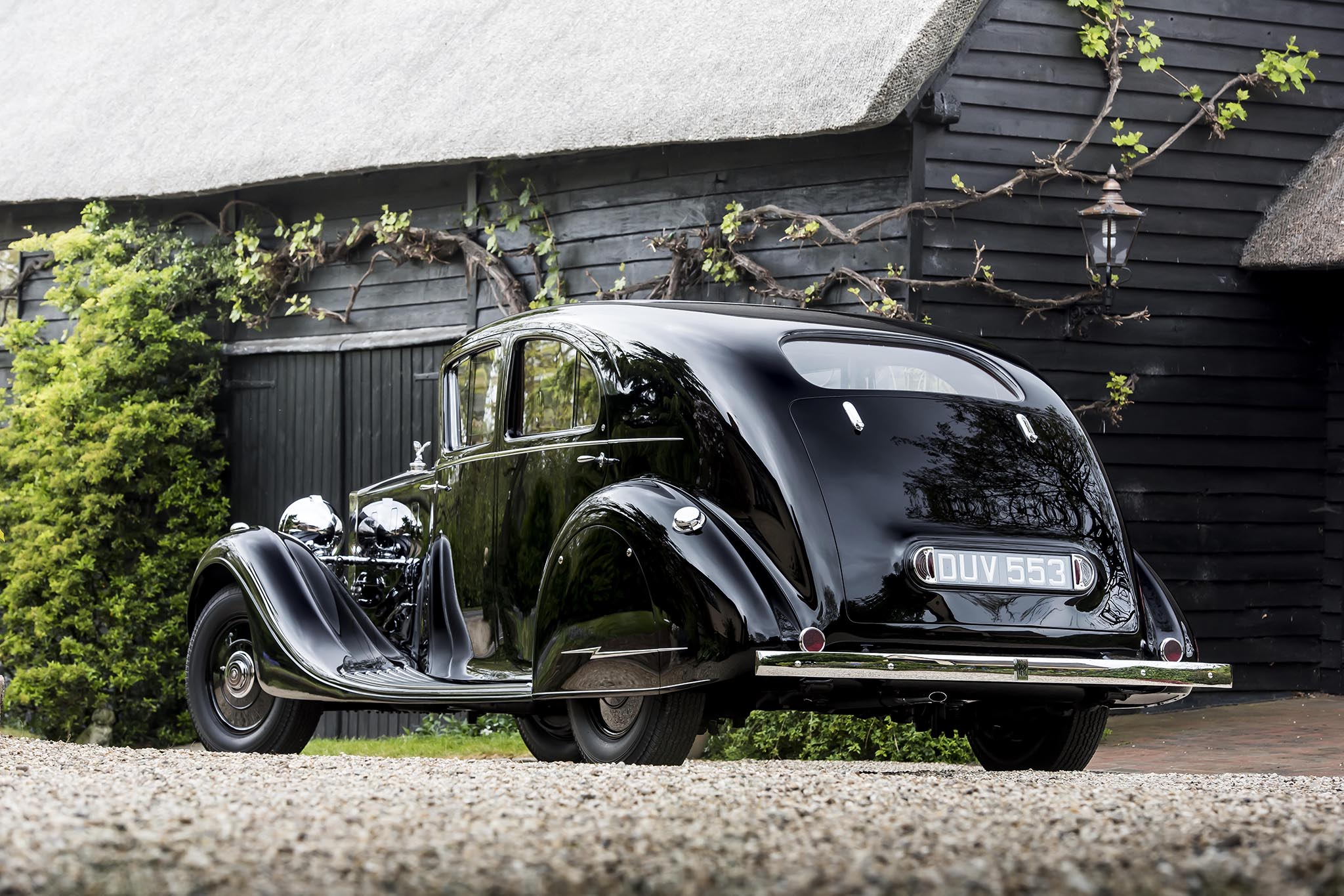 1936 rolls royce phantom iii owned by field marshal montgomery is the second of the eight great. Black Bedroom Furniture Sets. Home Design Ideas