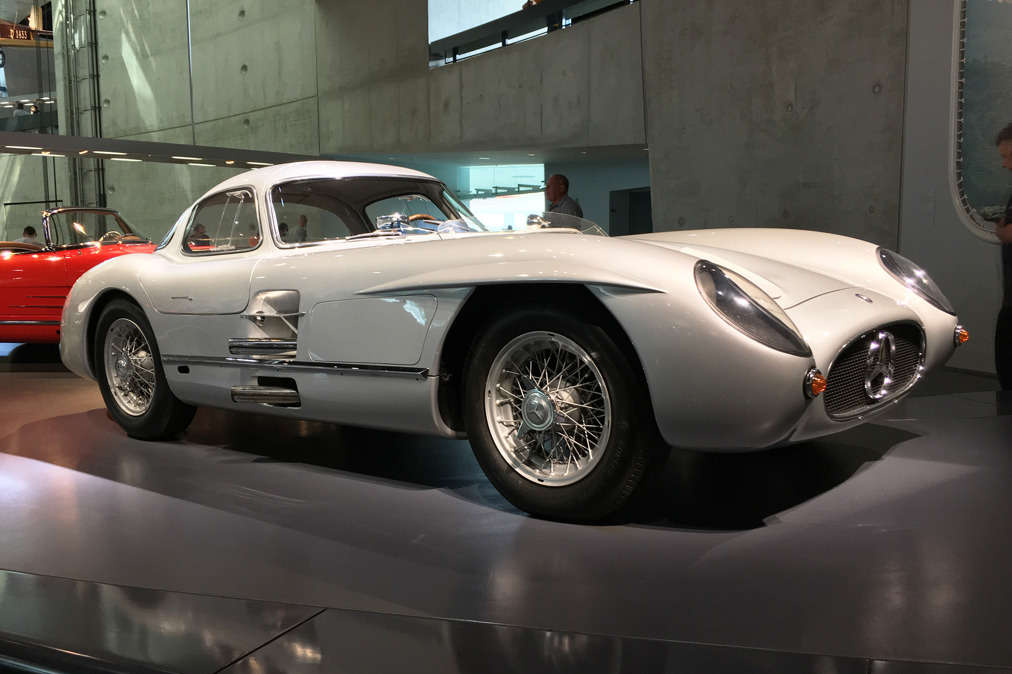 Nine favorite cars from the mercedes benz museum for Mercedes benz 440