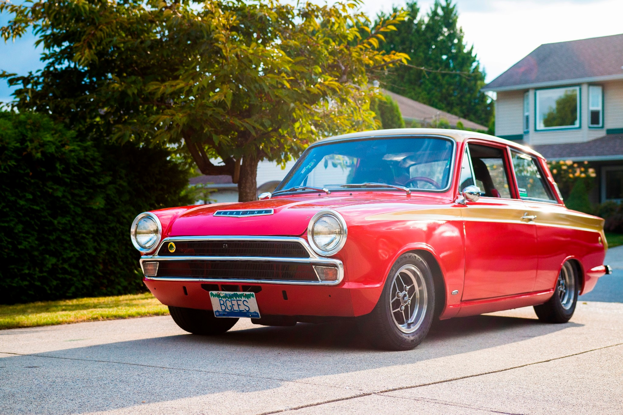 Just Listed: 1966 Ford Cortina GT | Automobile Magazine