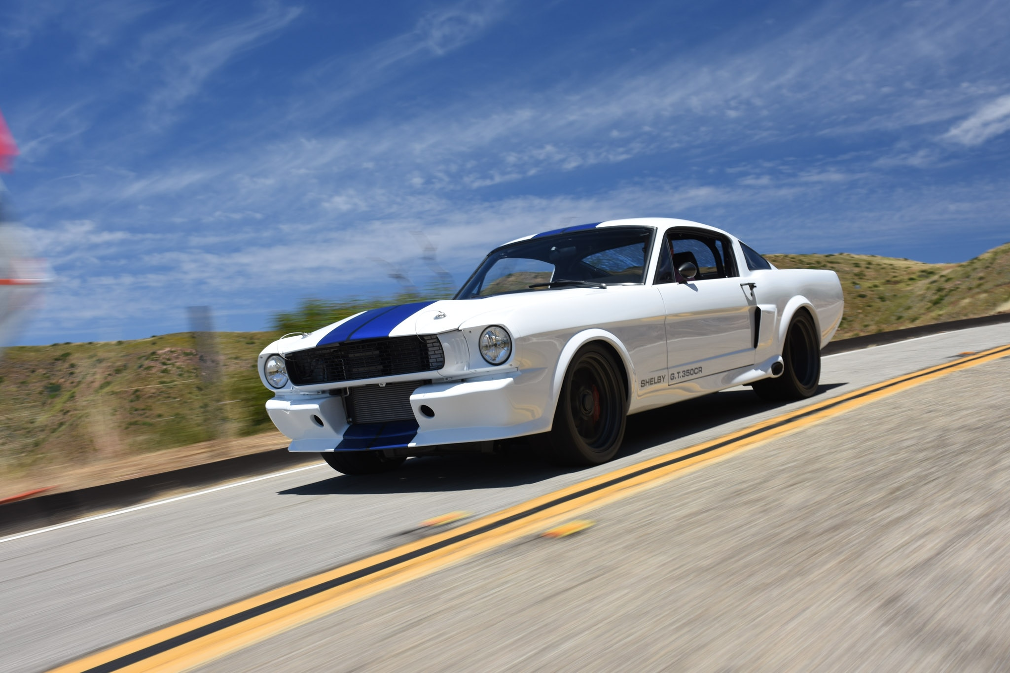 1966 Ford Mustang Classic Recreations GT350CR 26