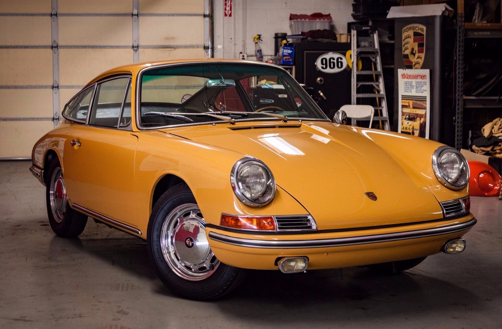 Just Listed: 1966 Porsche 911 Coupe   Automobile Magazine