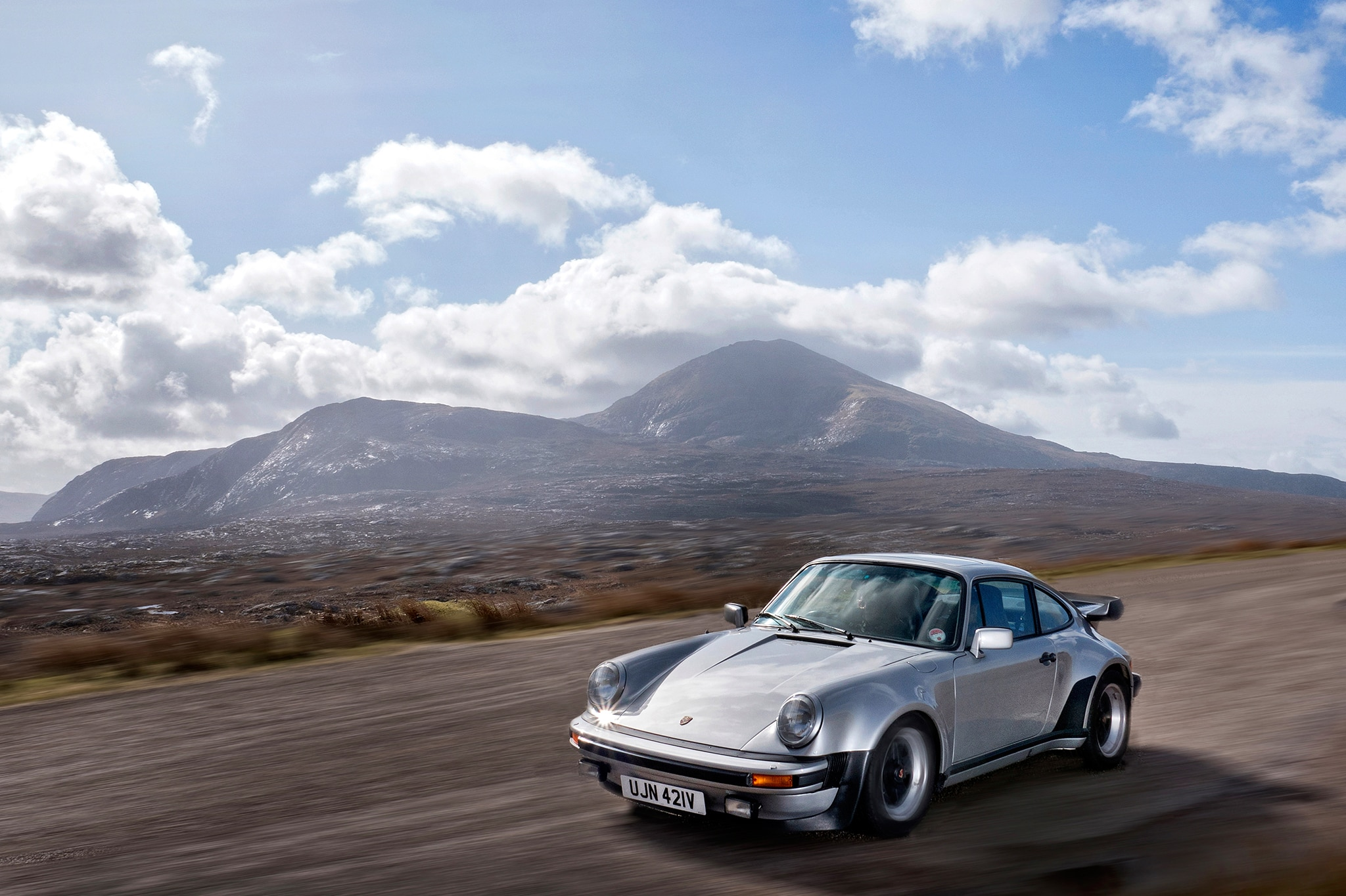 conquering the magnetic north coast 500 in a 1979 porsche 911
