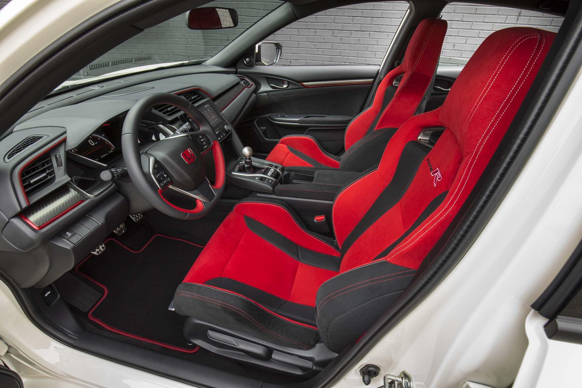 2017 honda civic type r first drive automobile magazine. Black Bedroom Furniture Sets. Home Design Ideas