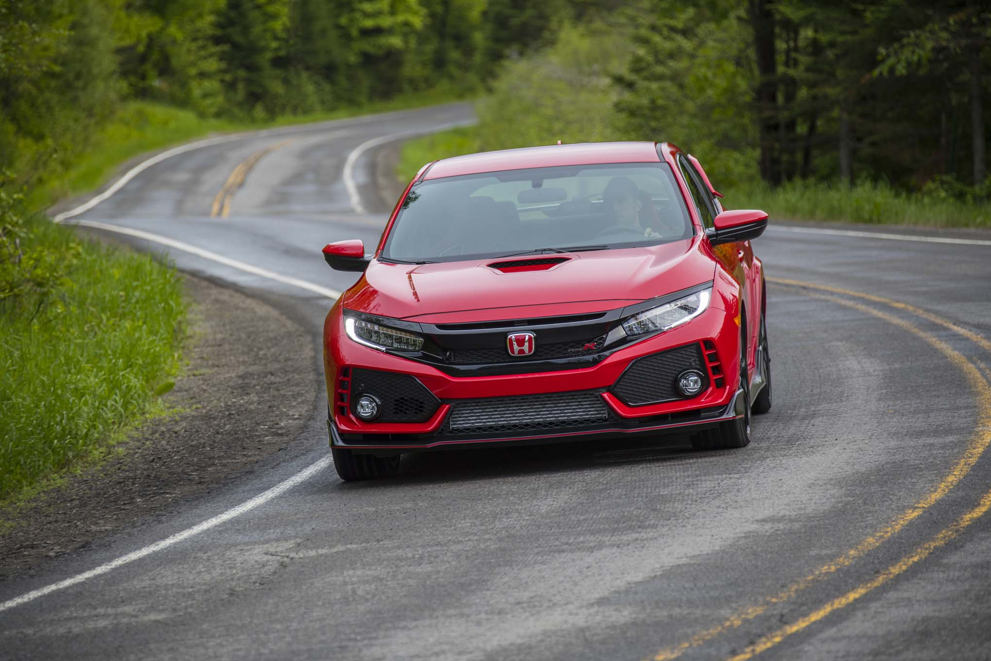 2017 Honda Civic Type R First Drive  Automobile Magazine