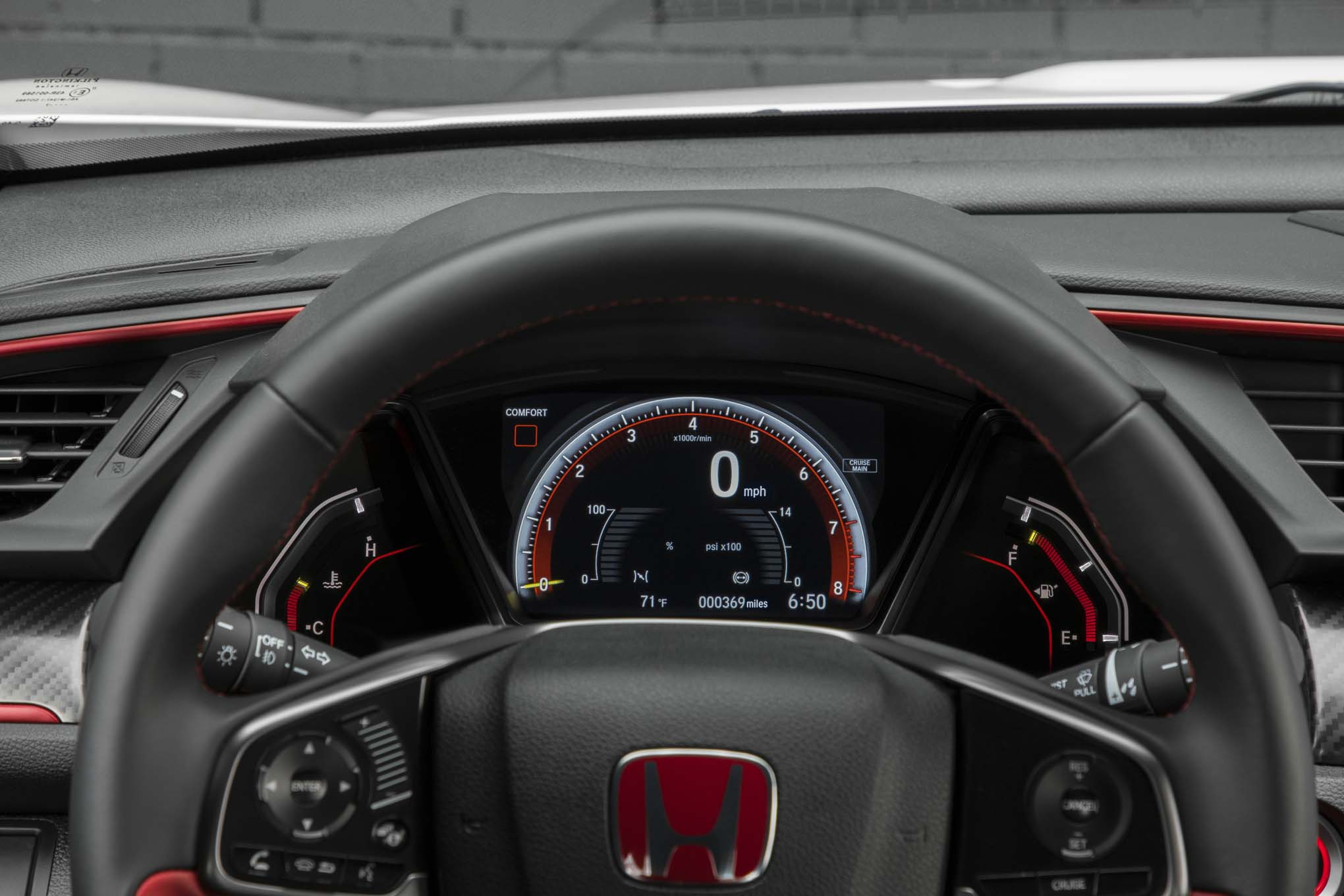 Type R Crv >> 2017 Honda Civic Type R: Pro Racer's Analysis | Automobile Magazine
