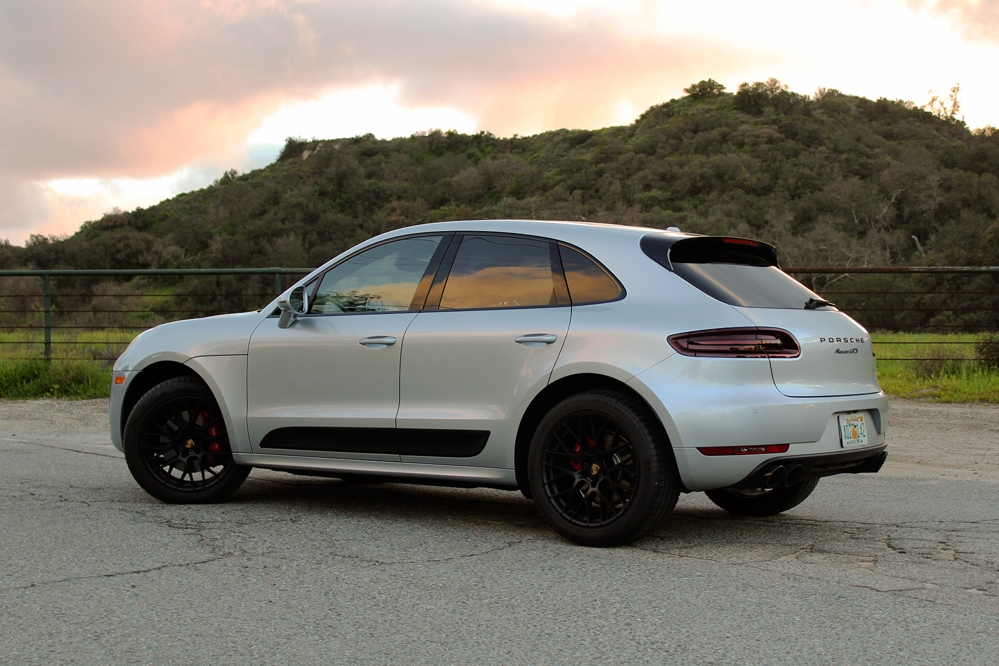 2017 porsche macan gts one week review automobile magazine. Black Bedroom Furniture Sets. Home Design Ideas