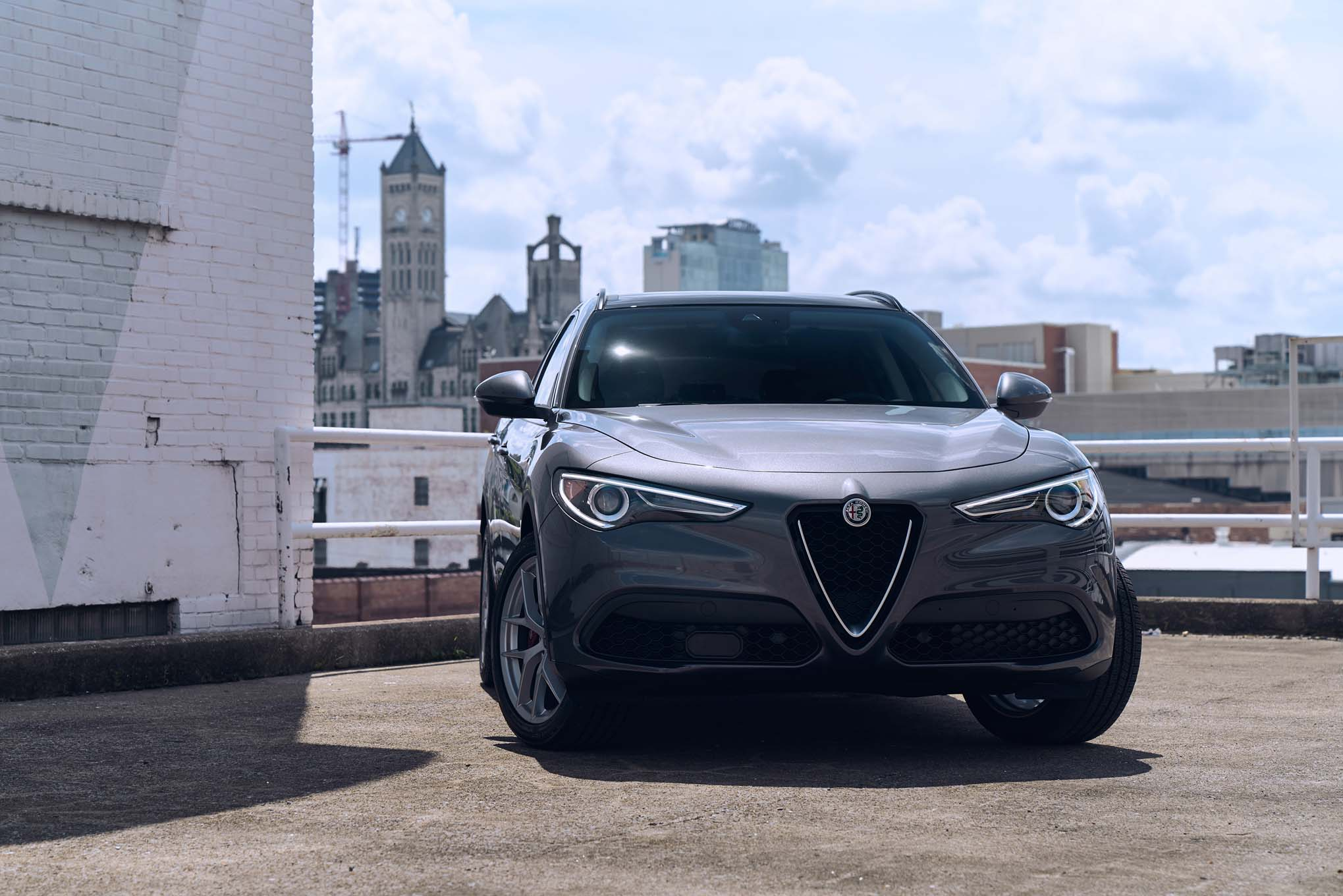 New 2018 Alfa Romeo Stelvio First Drive  Automobile Magazine