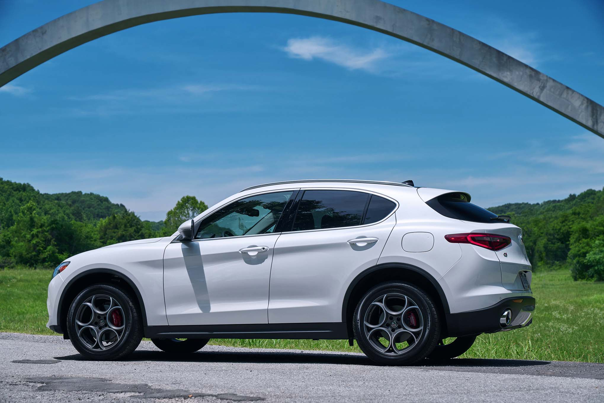 Model 2018 Alfa Romeo Stelvio First Drive  Automobile Magazine