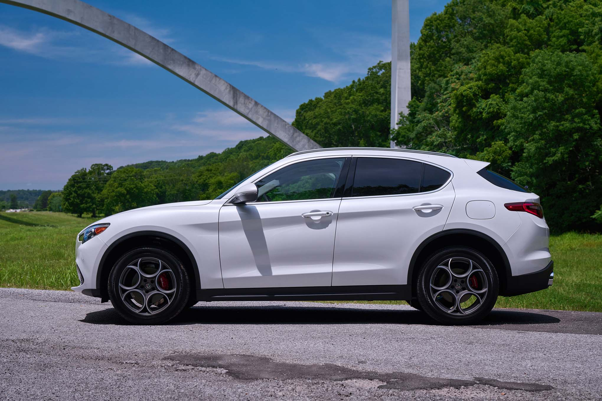 Simple 2018 Alfa Romeo Stelvio First Drive  Automobile Magazine