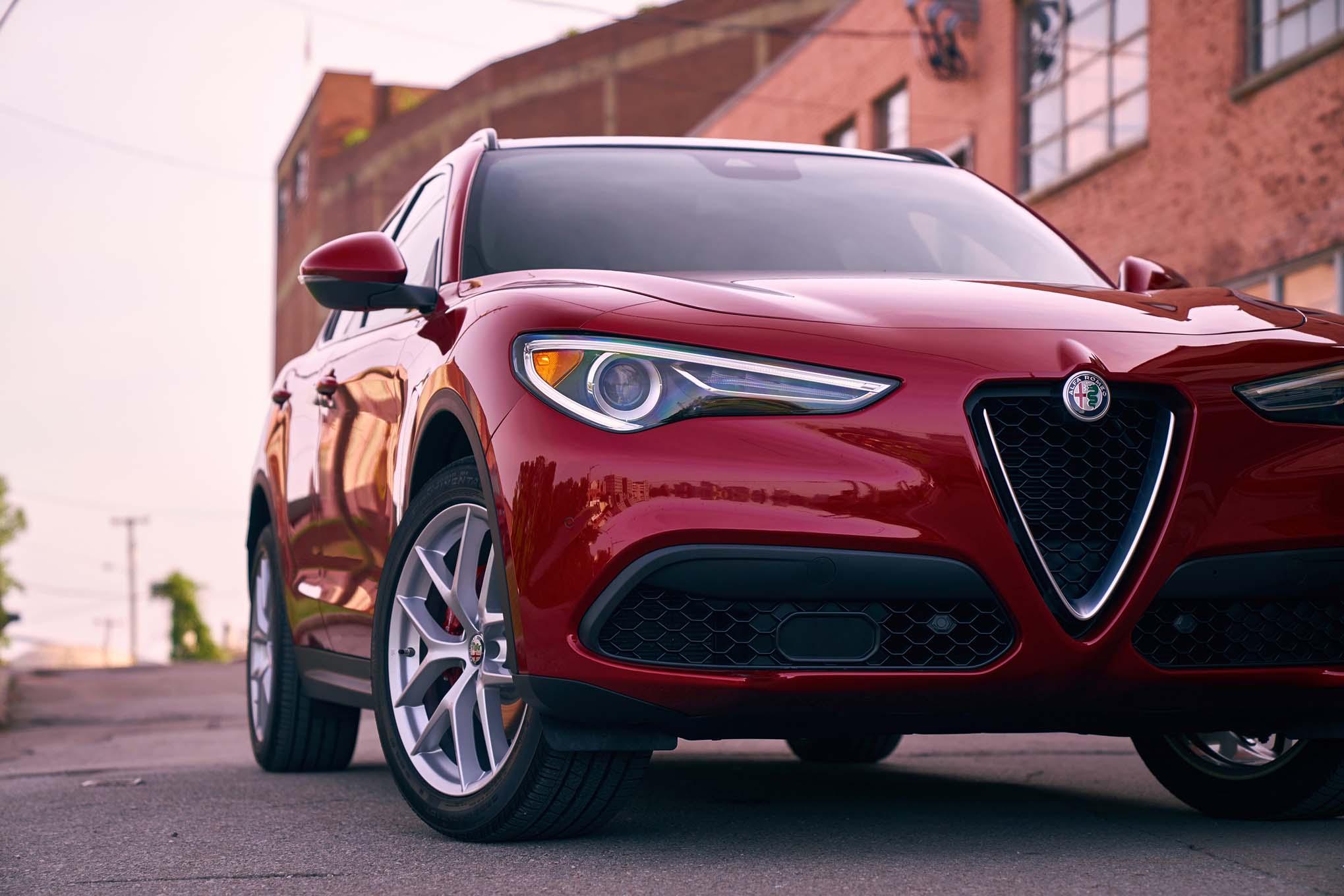 2018 Alfa Romeo Stelvio Ti Sport AWD One Week Review