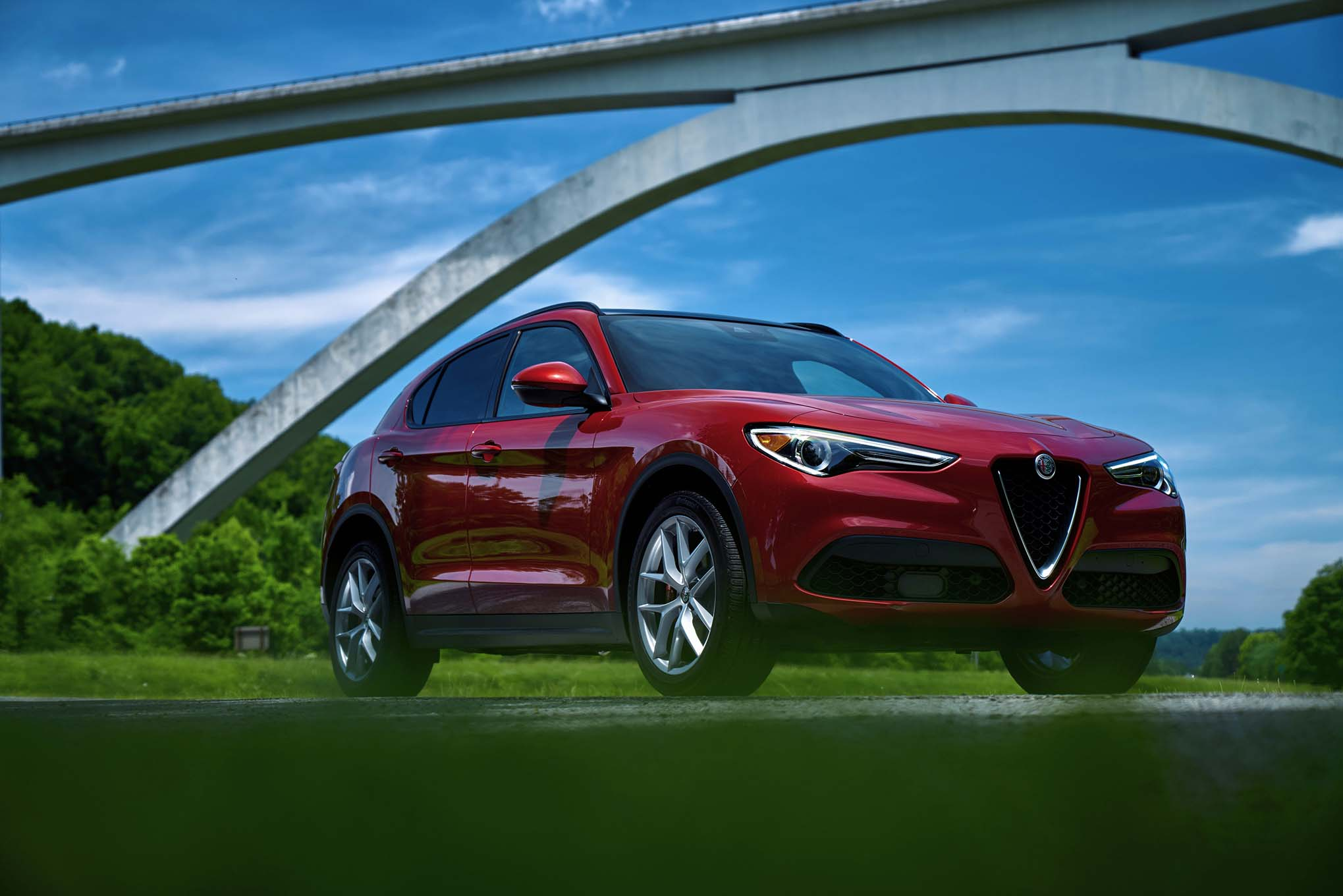 Popular 2018 Alfa Romeo Stelvio First Drive  Automobile Magazine