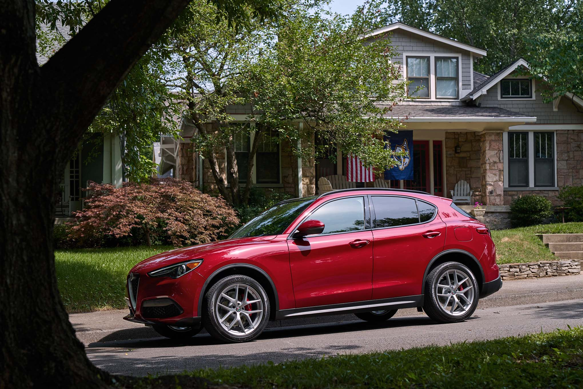 Shop New Alfa Romeo Giulia Stelvio and 4C Inventory At