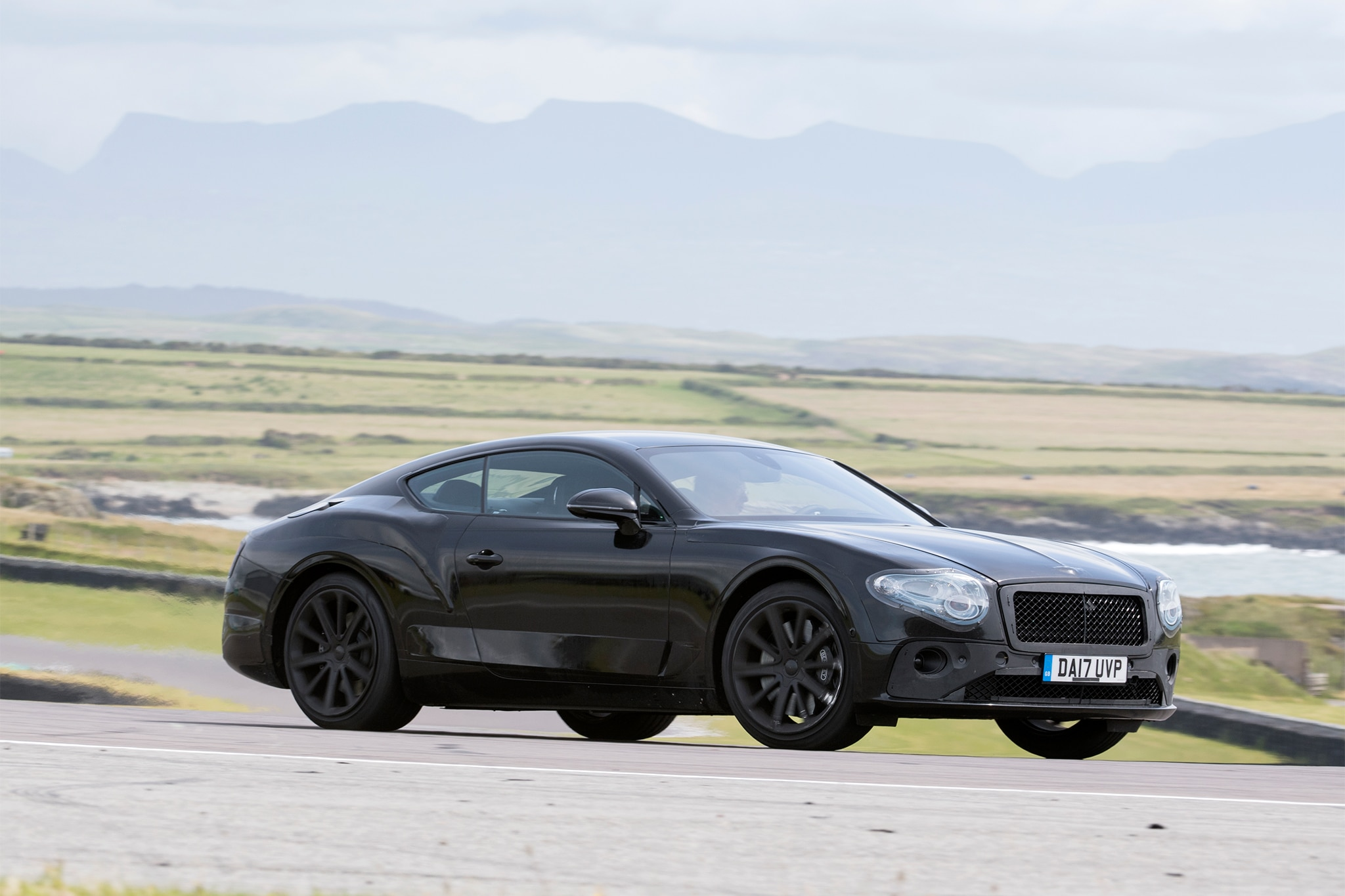 First Drive: 2018 Bentley Continental GT Prototype
