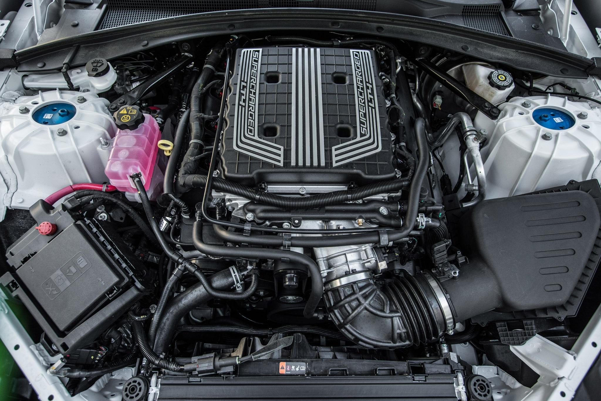 Camaro Zl1 1Le Price >> First Drive: 2018 Chevrolet Camaro ZL1 1LE | Automobile ...