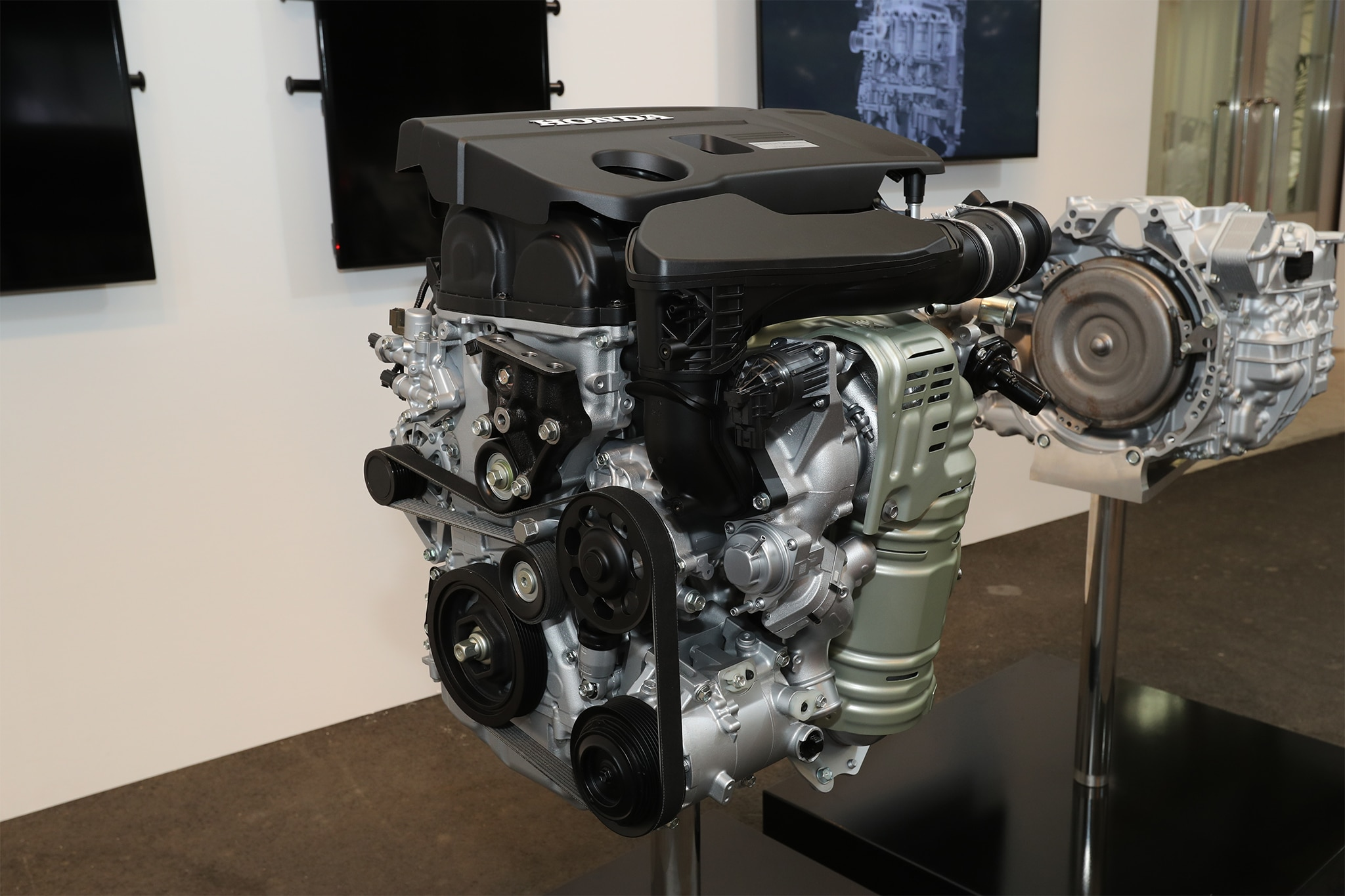 Sampling the 2018 Honda Accord's New Powertrain   Automobile Magazine