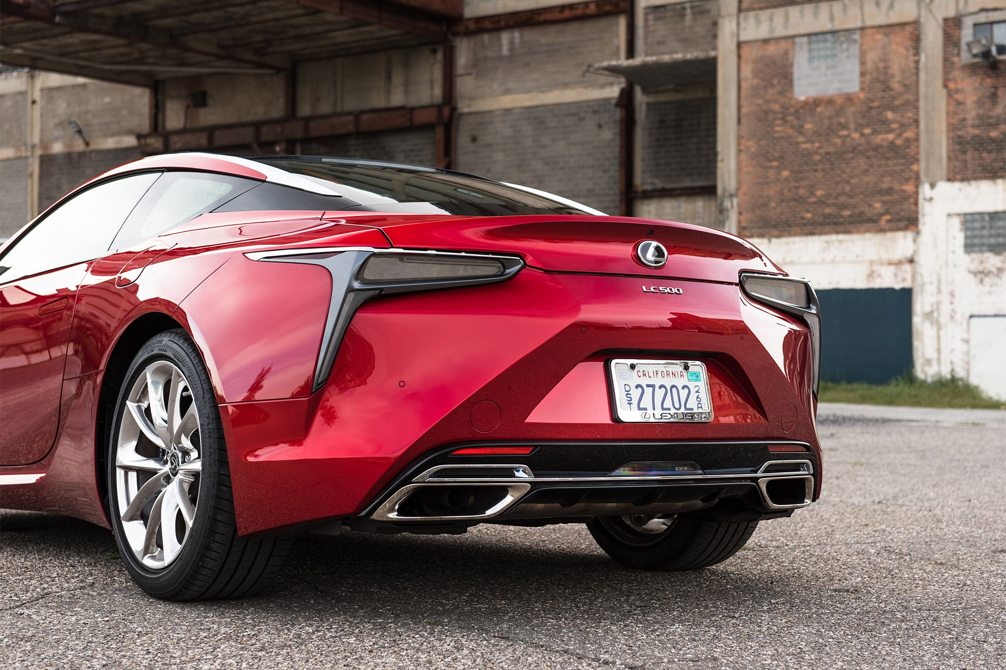 One Week With: 2018 Lexus LC 500