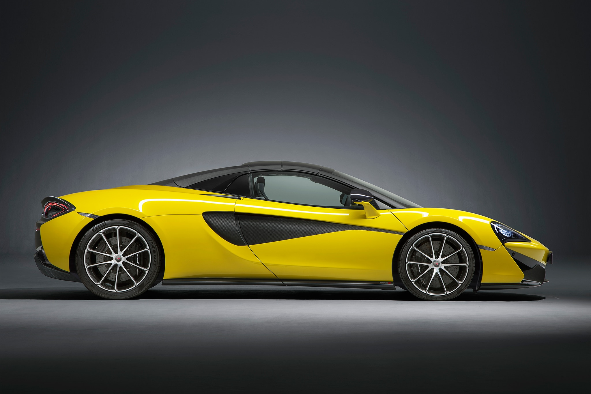 2018 Mclaren 570s Spider Coming To Goodwood Automobile