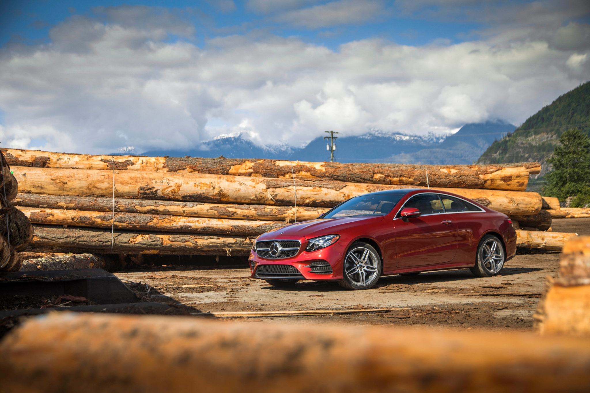 2018 Mercedes-Benz E400 Coupe U.S. Spec First Drive Review