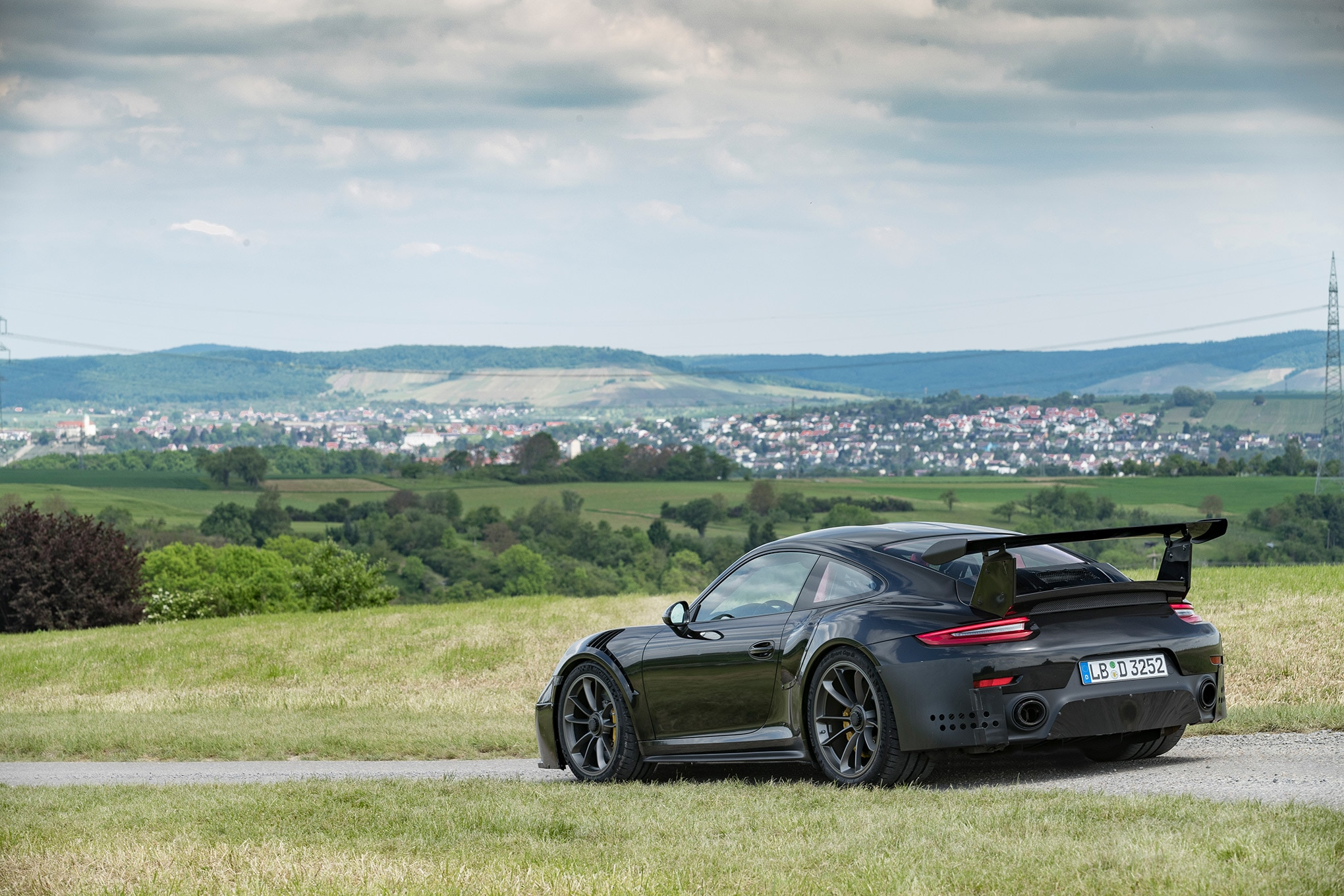 2018 Porsche 911 Gt2 Rs We Go For An Early Ride Automobile Magazine