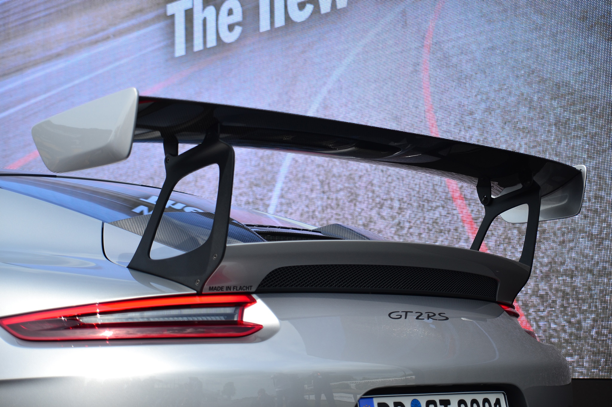 2018-Porsche-911-GT2-RS-Wing-Detail Interesting Porsche 911 Gt2 and Gt3 Cars Trend