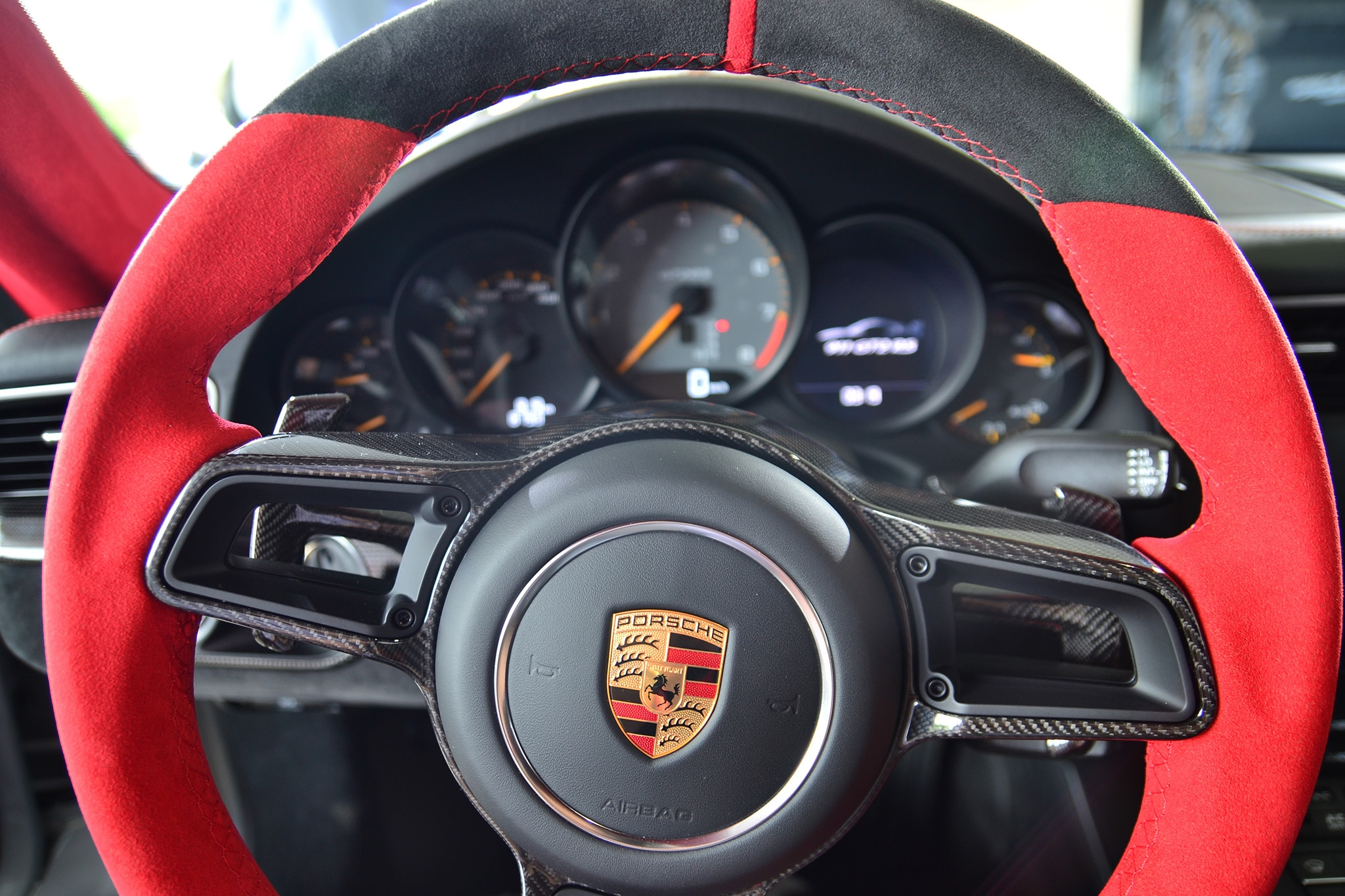 2018 porsche 911 gt2 rs revealed at goodwood automobile magazine. Black Bedroom Furniture Sets. Home Design Ideas