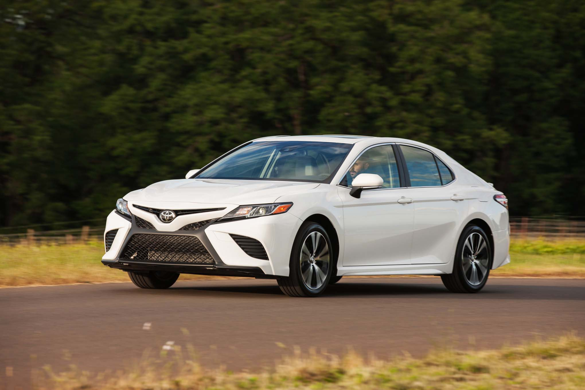 2018 Toyota Camry First Drive Review Automobile Magazine Autos Post