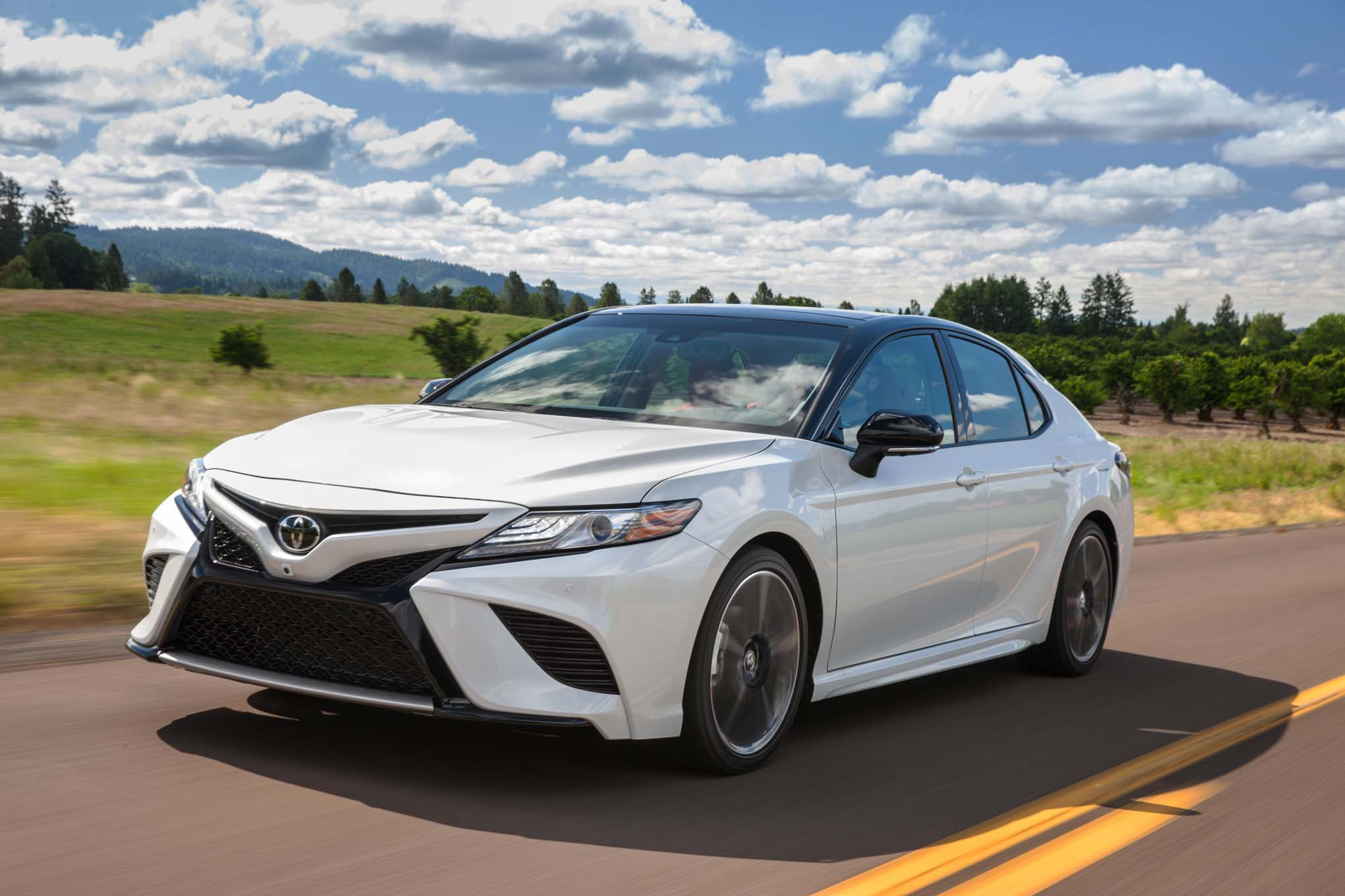 2018 Toyota Camry First Drive Review | Automobile Magazine