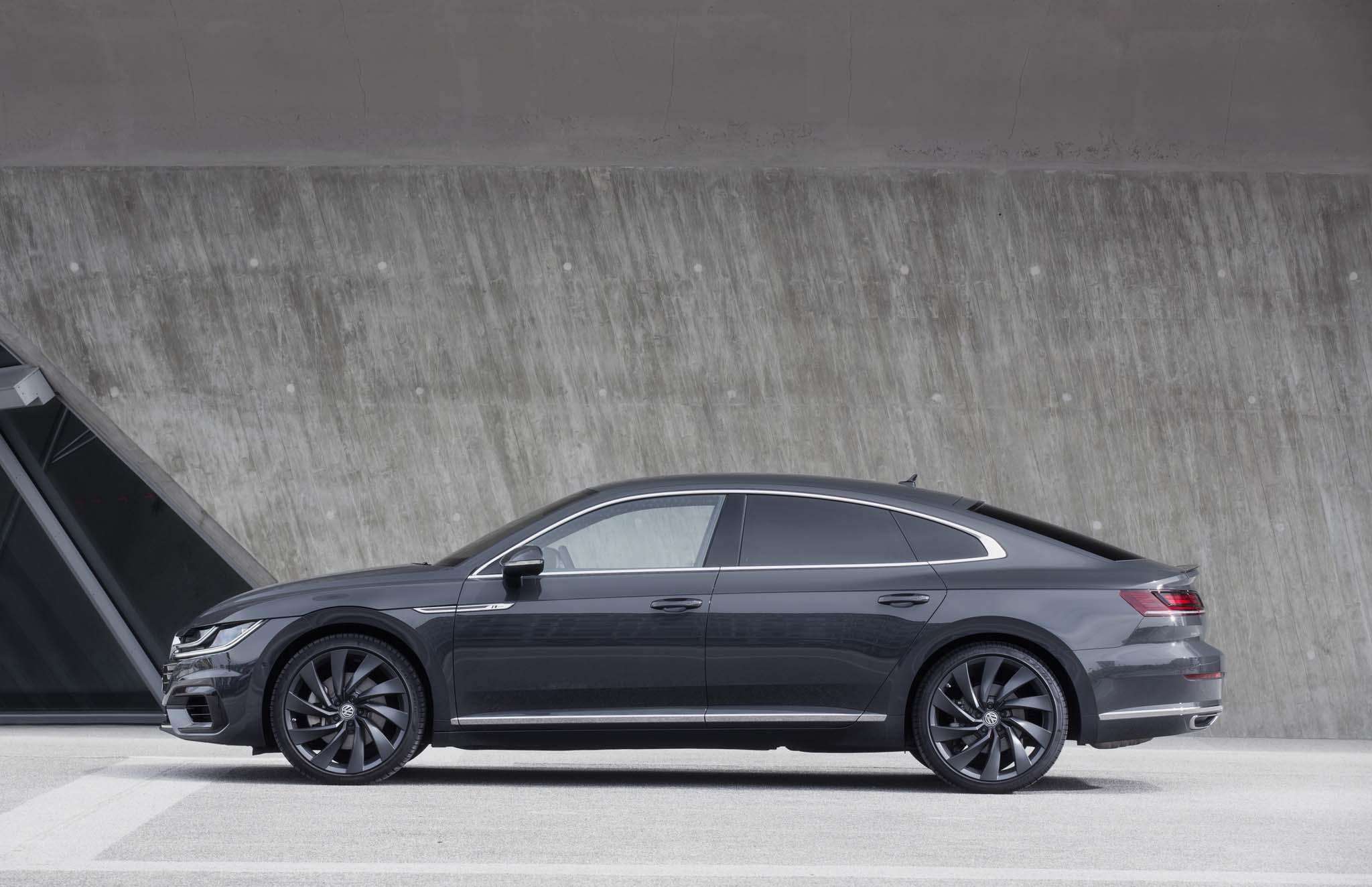 2019 volkswagen arteon first drive review automobile. Black Bedroom Furniture Sets. Home Design Ideas