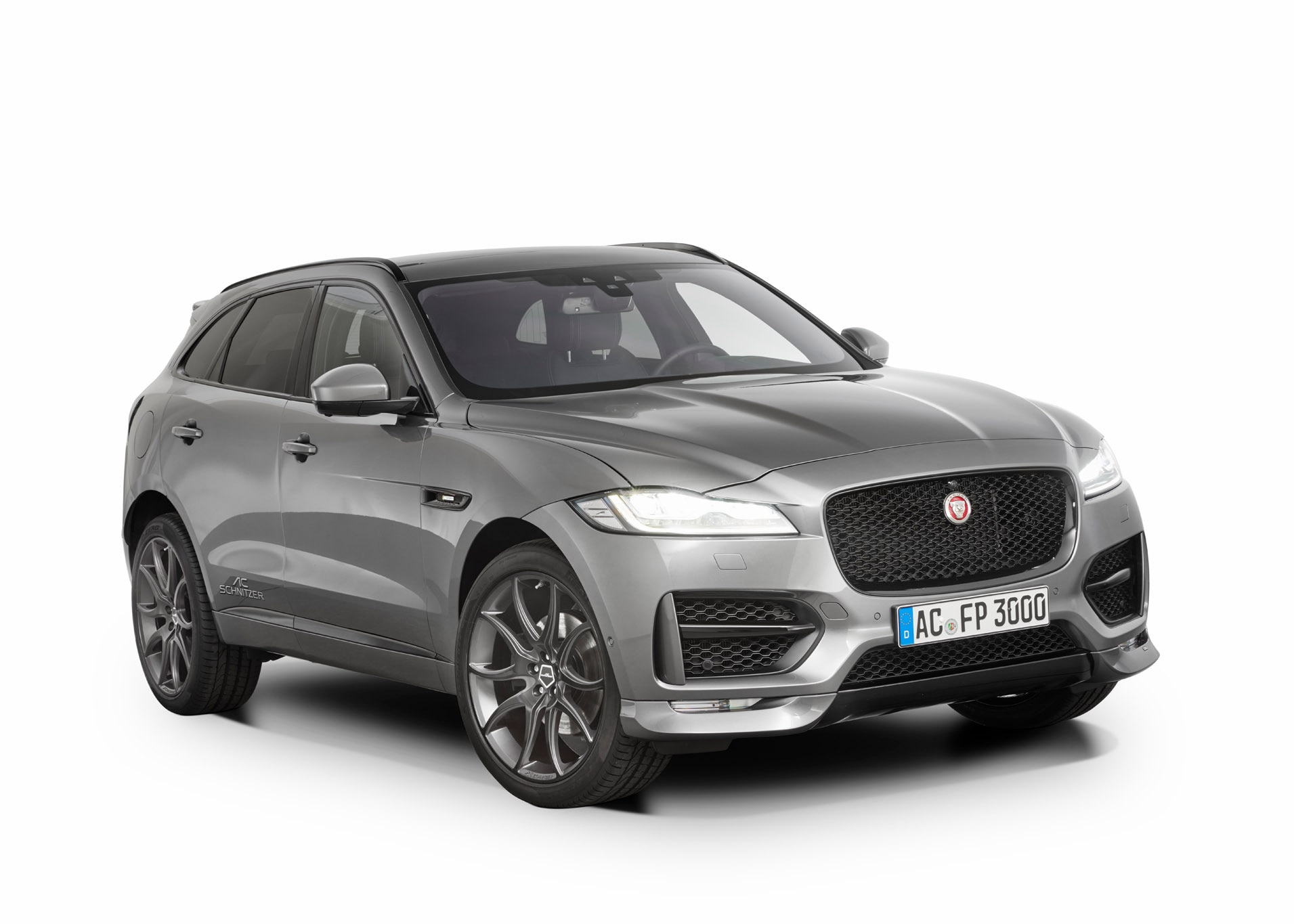 ac schnitzer aftermarket kit gives jaguar f pace extra. Black Bedroom Furniture Sets. Home Design Ideas