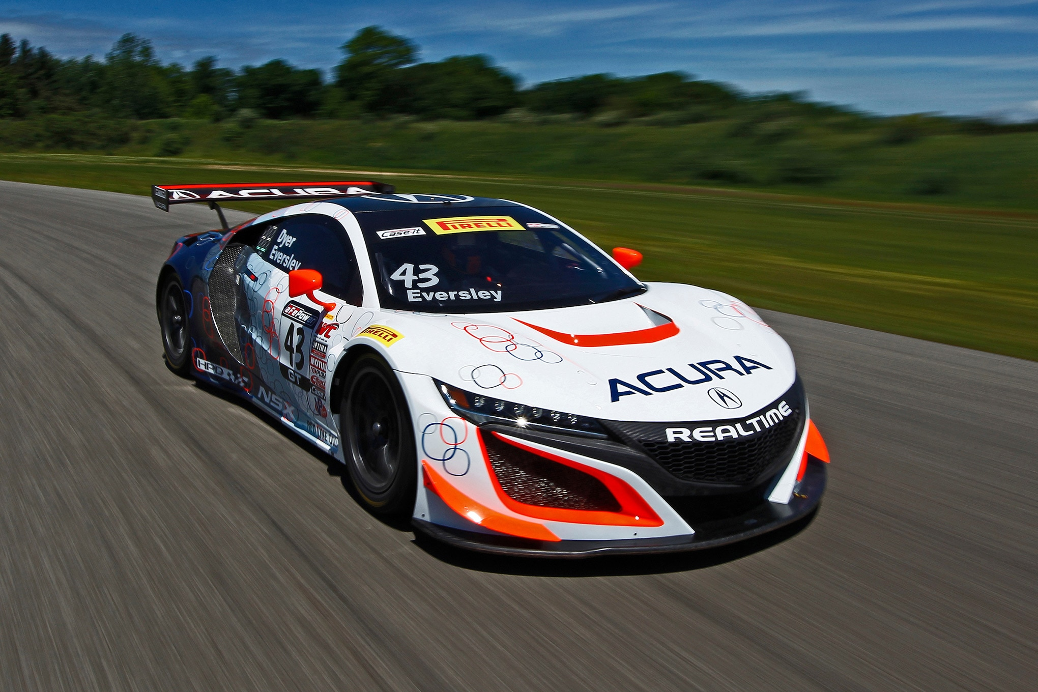 acura team penske announce imsa weathertech championship prototype program automobile magazine. Black Bedroom Furniture Sets. Home Design Ideas