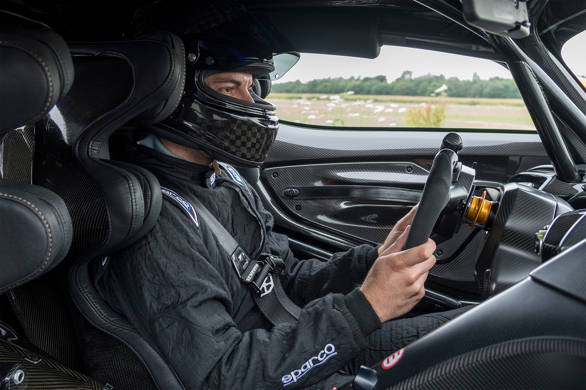 First Drive Of The Even More Radical Aston Martin Vulcan