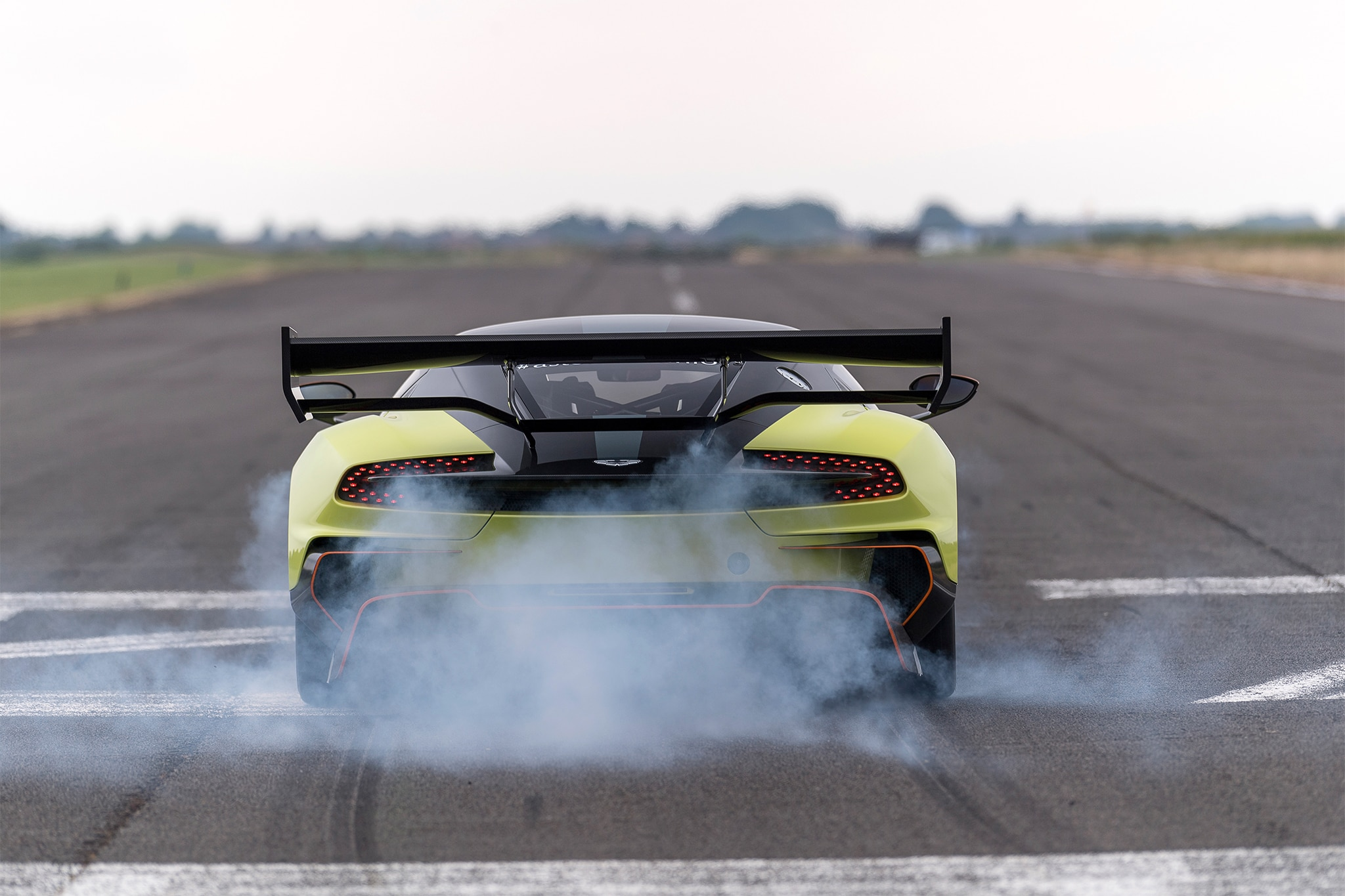 Aston Martin Vulcan Gets Even Wilder With AMR Pro Upgrade Pack