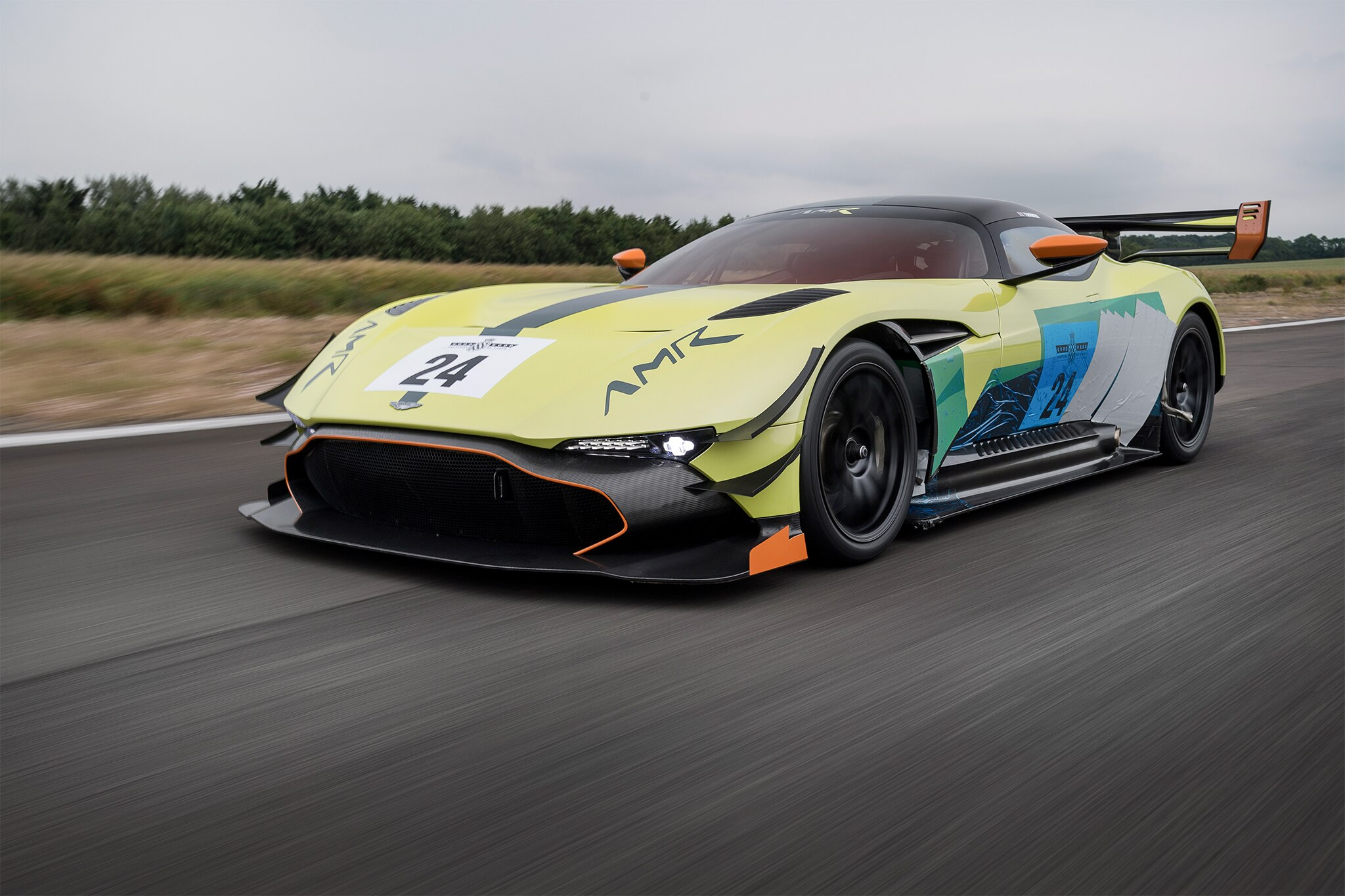 First Drive: Aston Martin Vulcan AMR Pro Is Even More