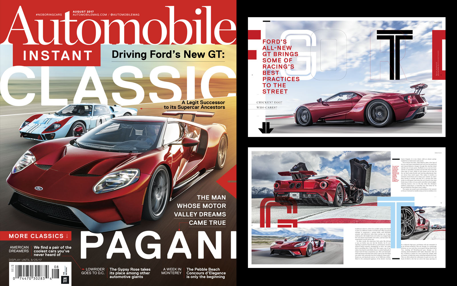 Automobile August 2017 Issue