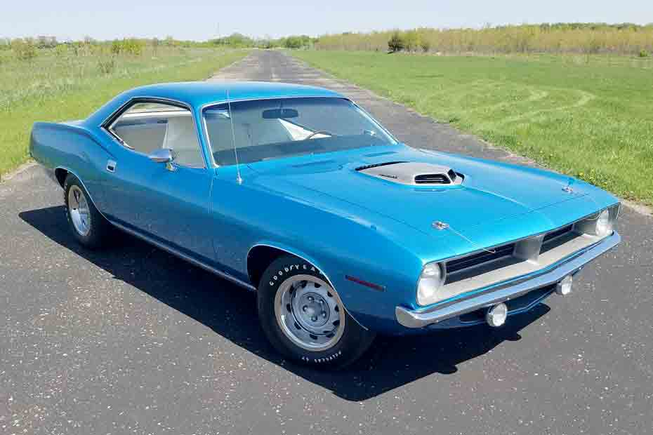 Rare Mopars Head for the Auction Block at 2017 Barrett-Jackson ...
