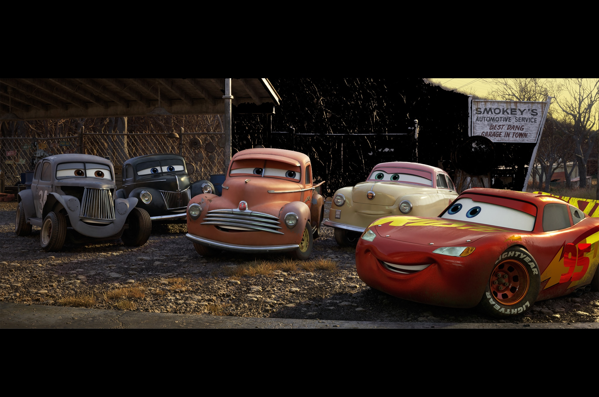 cars 3 takes the franchise a step forward automobile. Black Bedroom Furniture Sets. Home Design Ideas