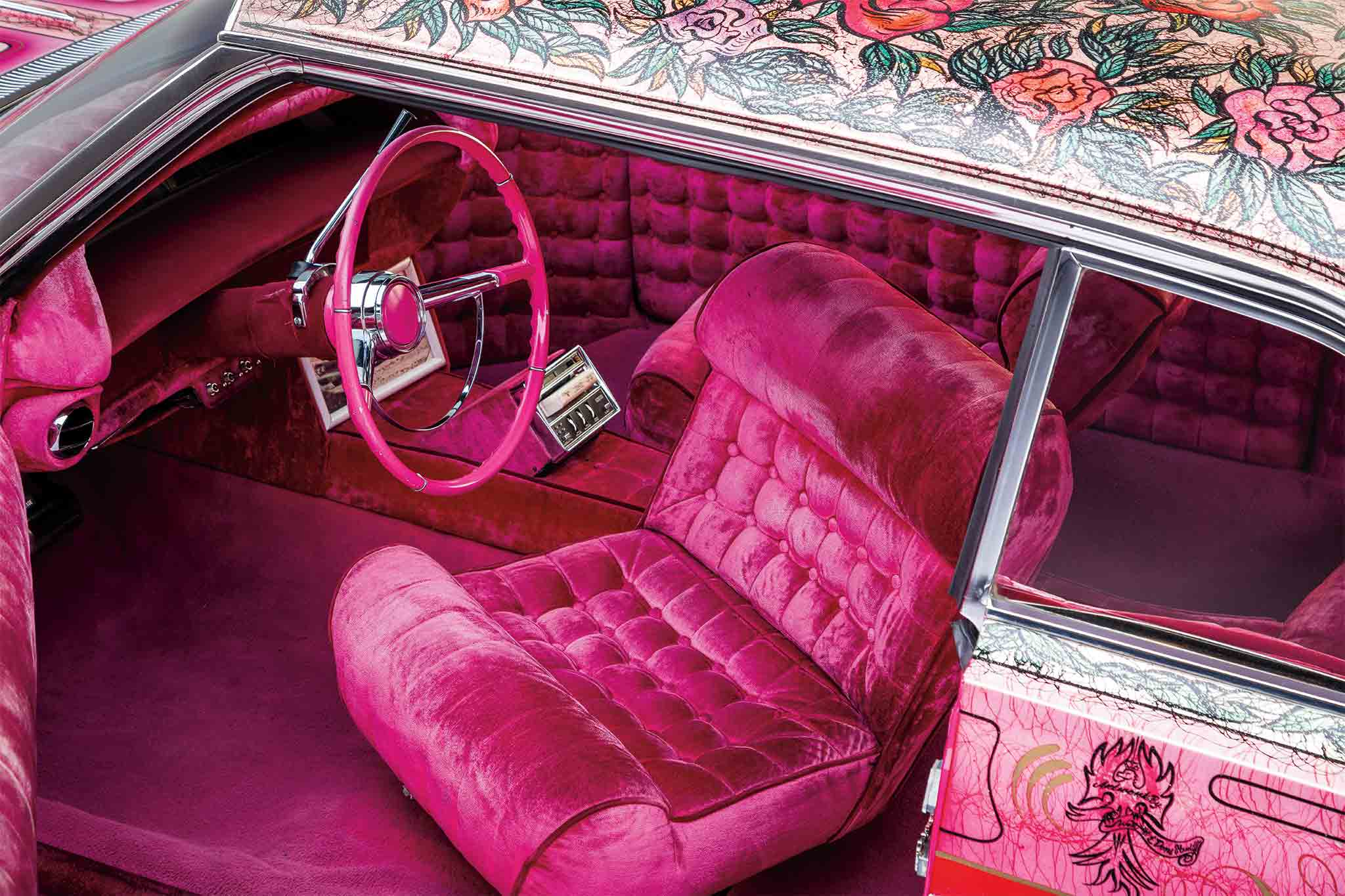 gypsy rose the most famous lowrider of them all goes to washington d c automobile magazine. Black Bedroom Furniture Sets. Home Design Ideas