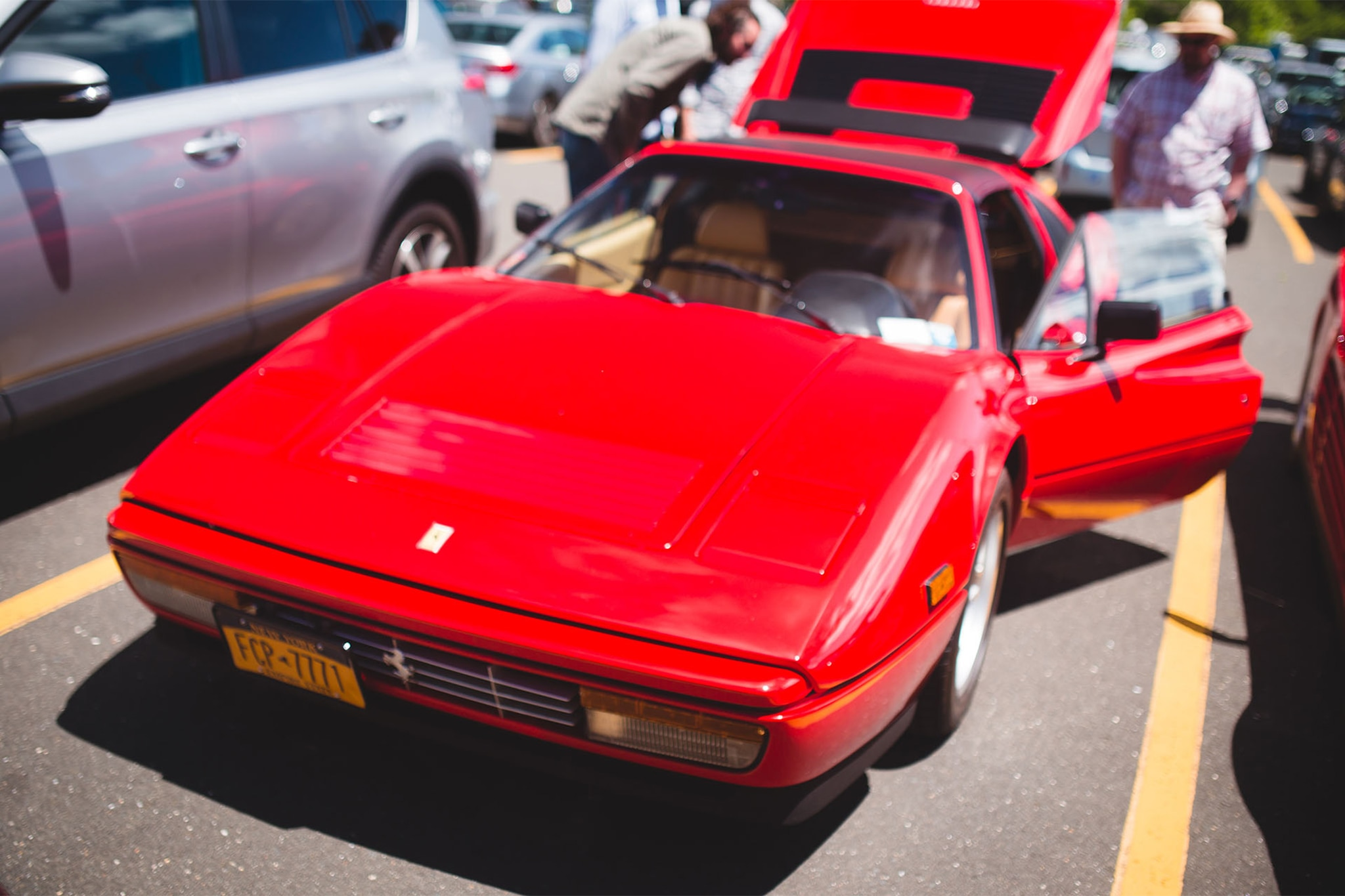 Seven-Cool-Spectator-Cars-at-Greenwich-Concours-28 Breathtaking Ferrari Mondial T Le Parking Cars Trend