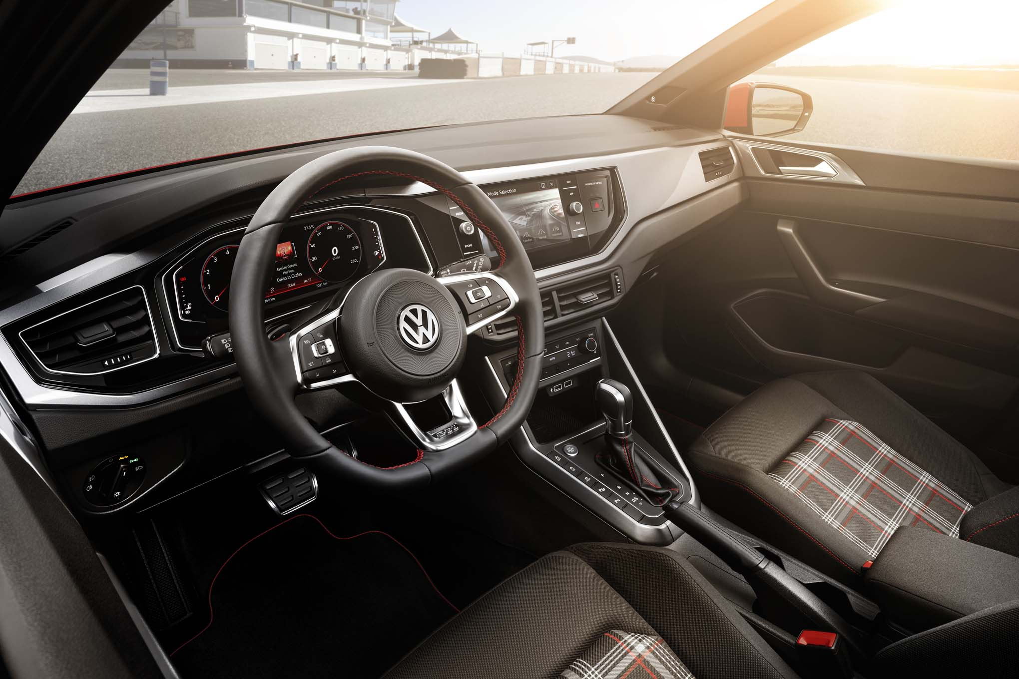 2018 volkswagen polo revealed for europe automobile magazine. Black Bedroom Furniture Sets. Home Design Ideas