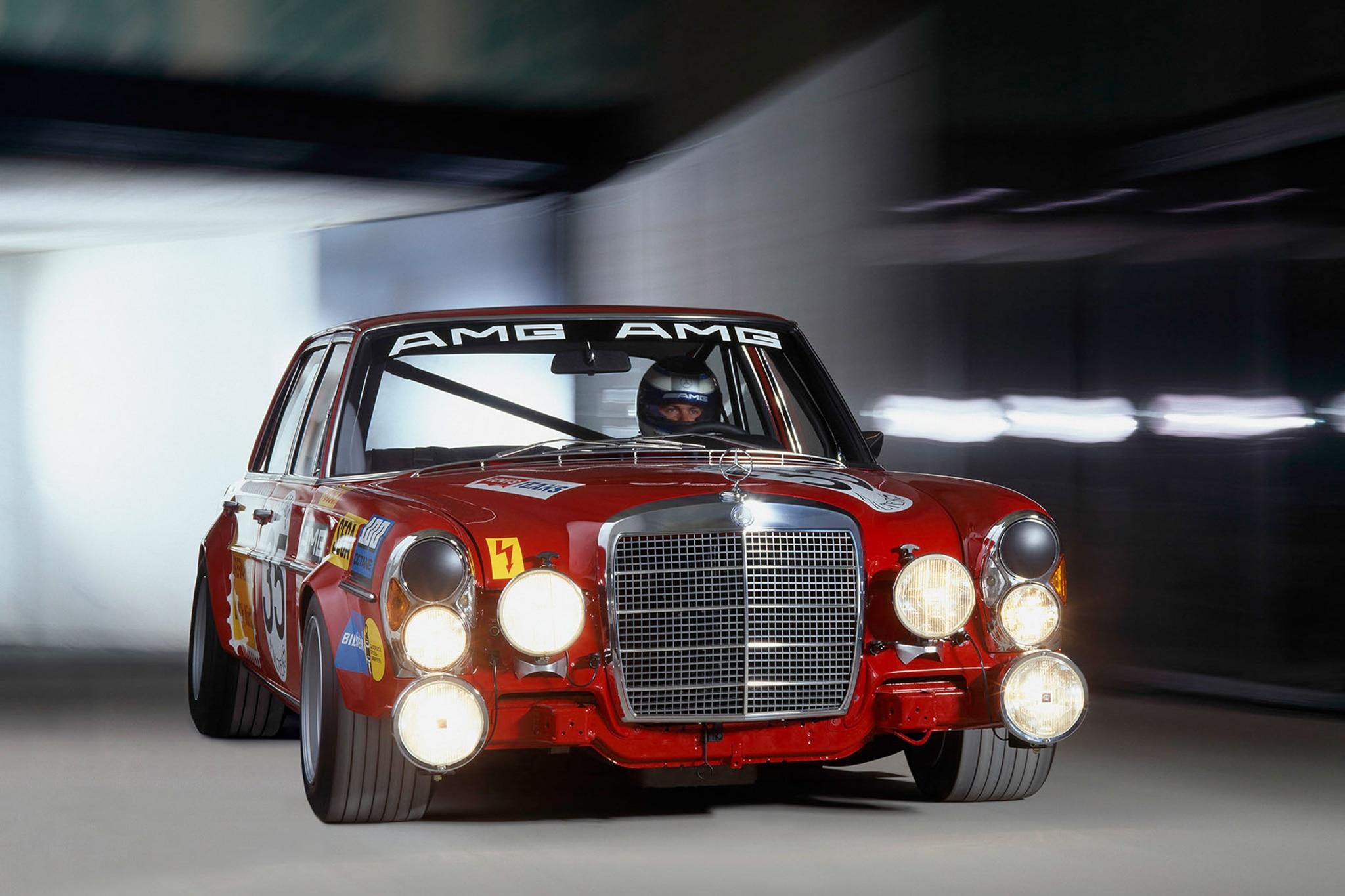 1971 Mercedes AMG 300SEL 6
