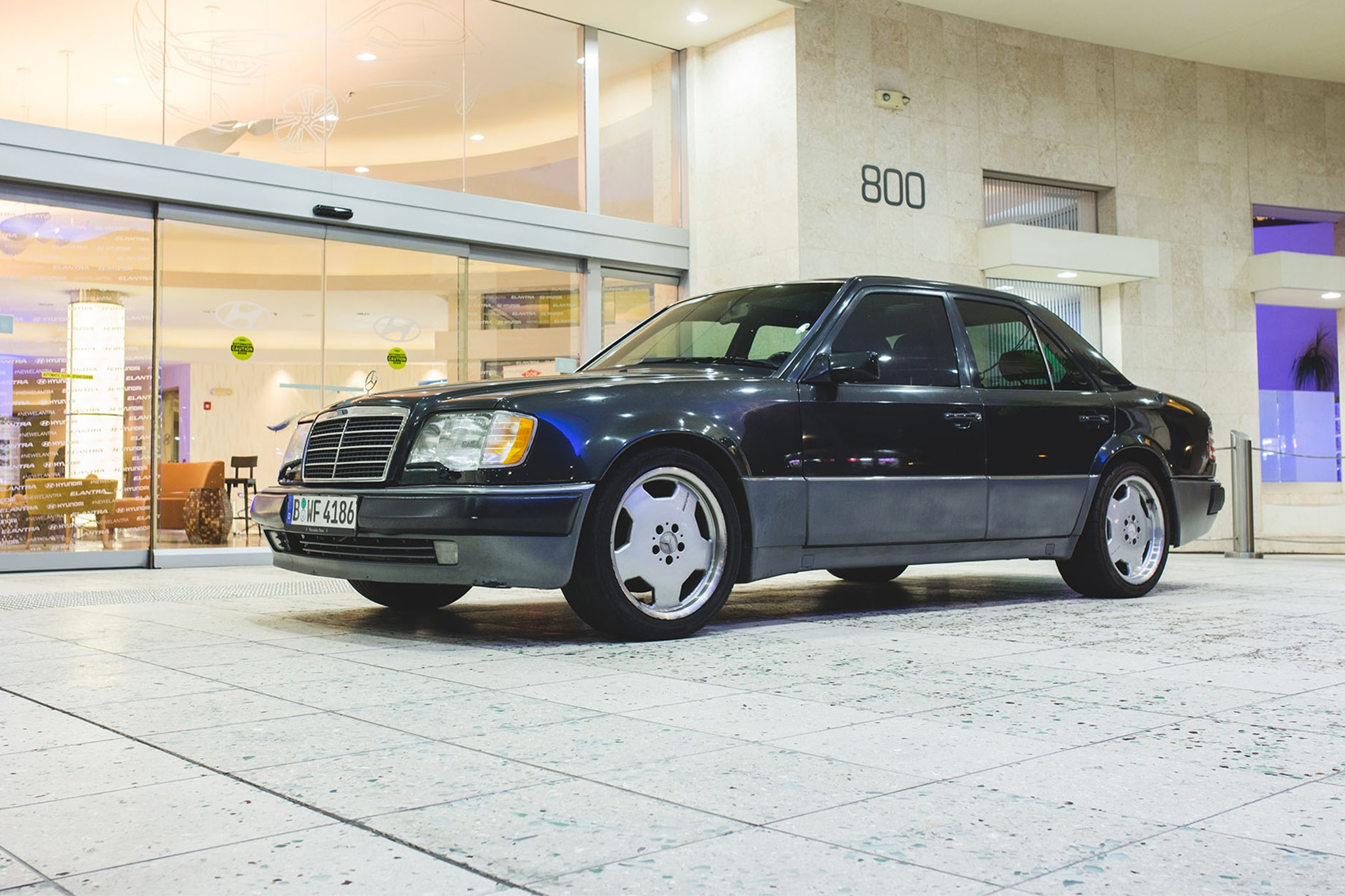 Classic drive 1992 mercedes benz 500e automobile magazine for Mercedes benz 500 e