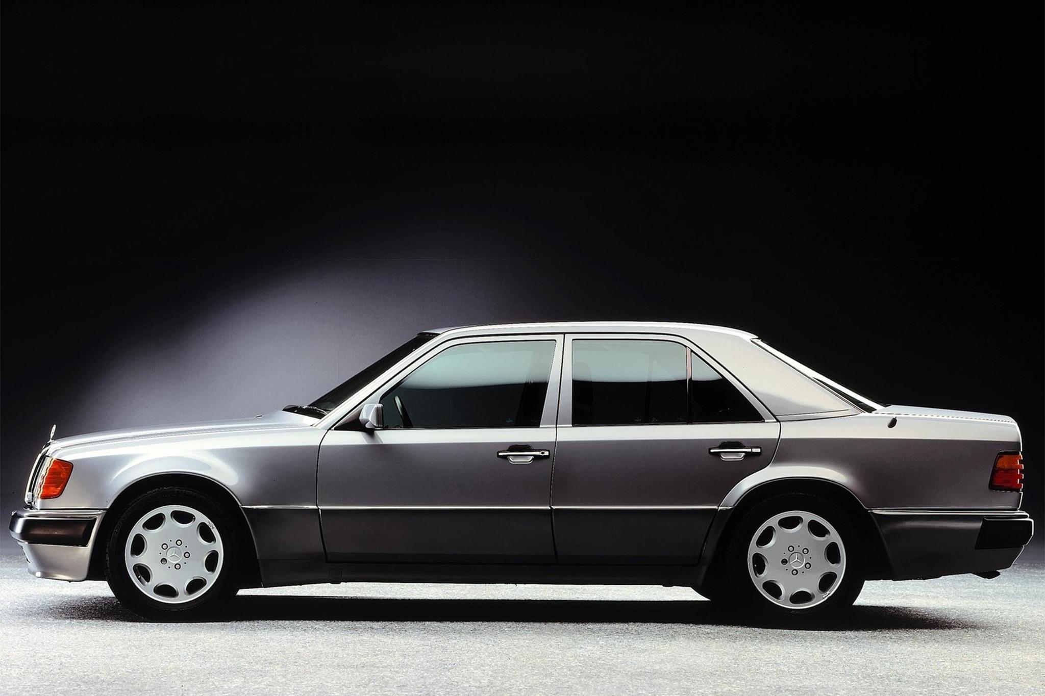 Classic drive 1992 mercedes benz 500e automobile magazine for Mercedes benz 1992