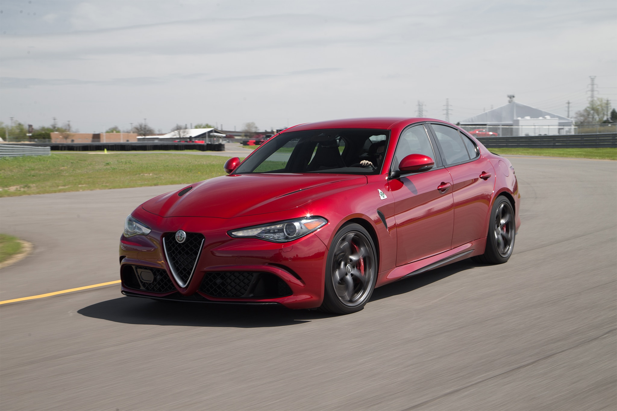2017 alfa romeo giulia quadrifoglio one week review automobile magazine. Black Bedroom Furniture Sets. Home Design Ideas
