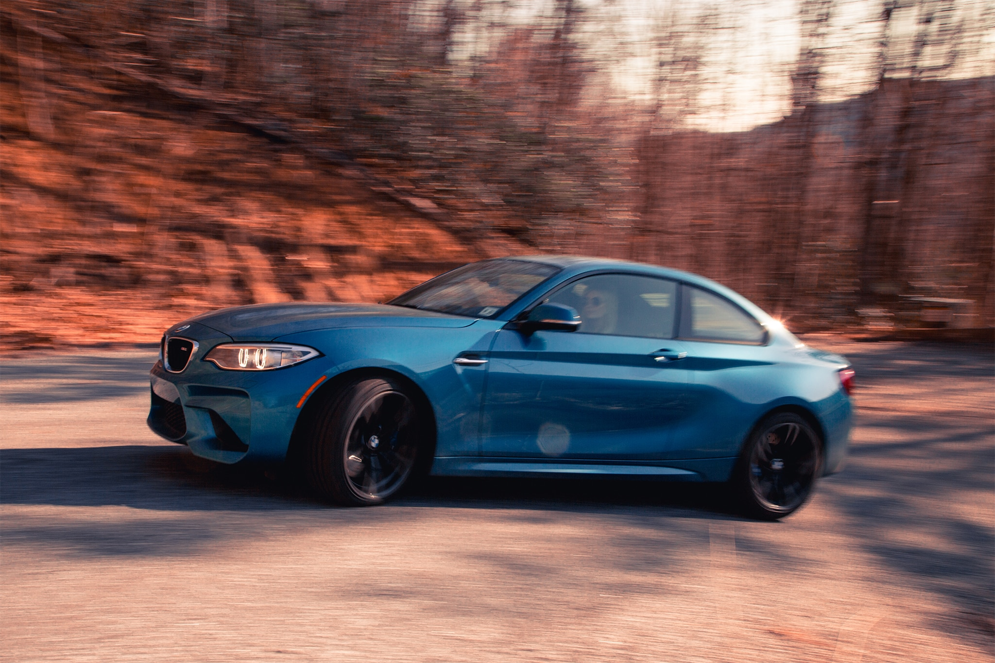 2017 BMW M2 Four Seasons Pisgah Highlands 09