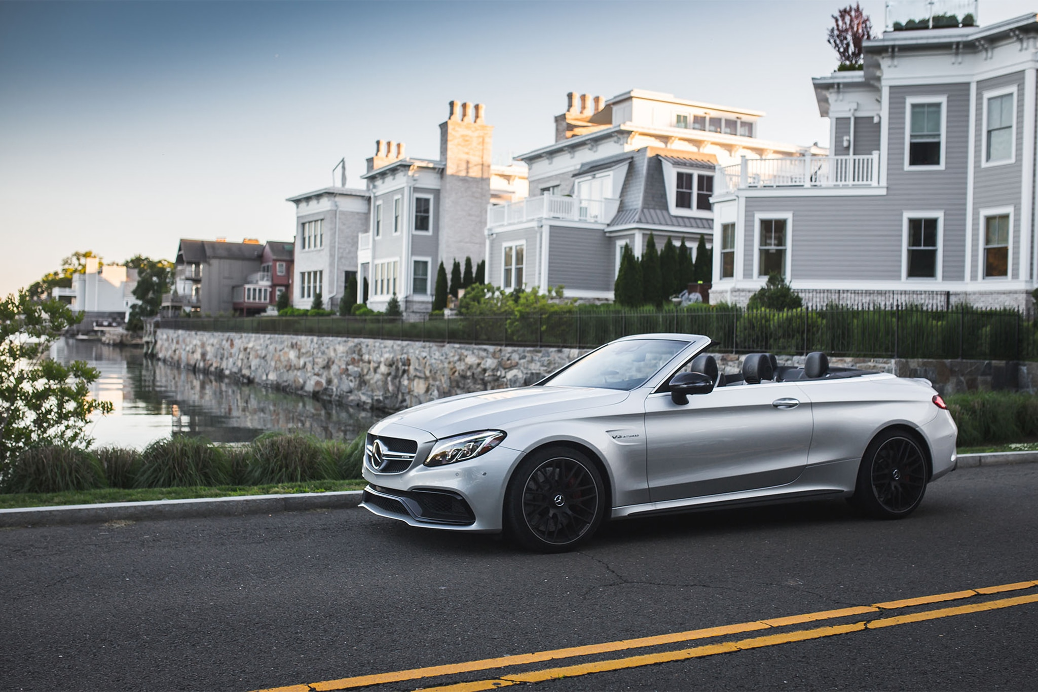 one weekend with 2017 mercedes amg c63 s cabriolet automobile magazine. Black Bedroom Furniture Sets. Home Design Ideas