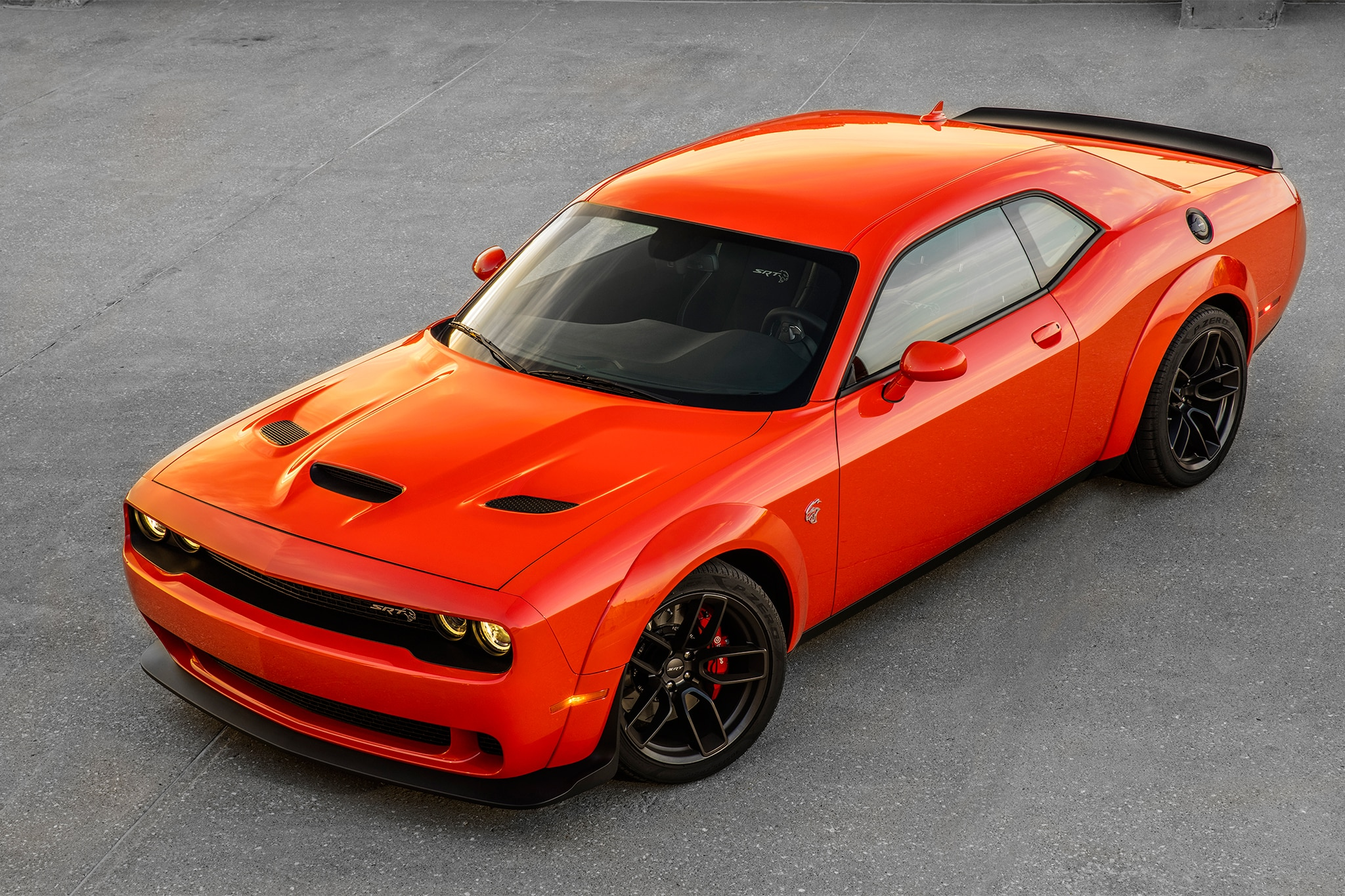 Hellcat Challenger For Sale >> 2018 Dodge Challenger SRT Hellcat Widebody Track Drive Review | Automobile Magazine
