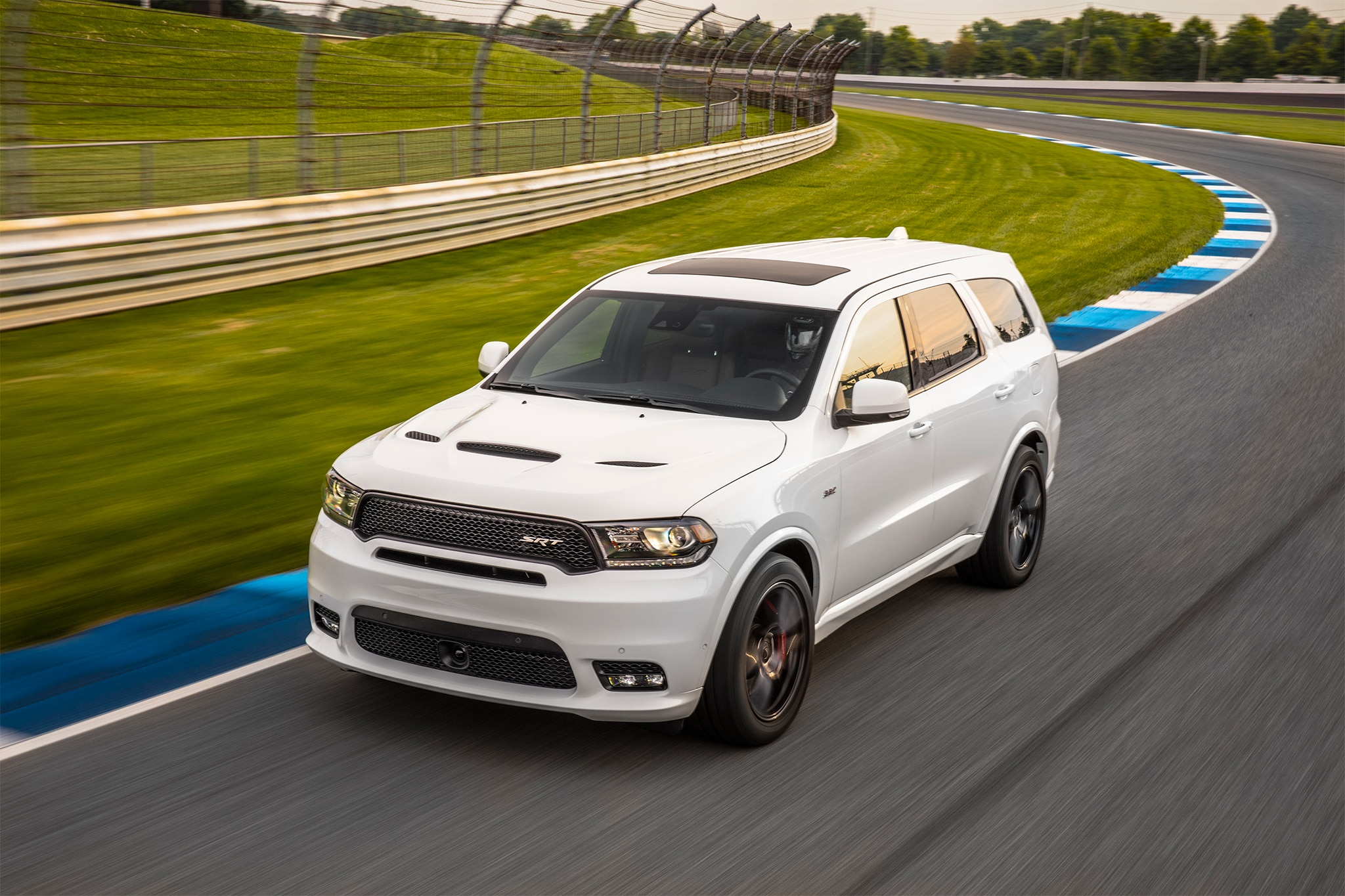 2018 Dodge Durango Srt First Drive Review Automobile