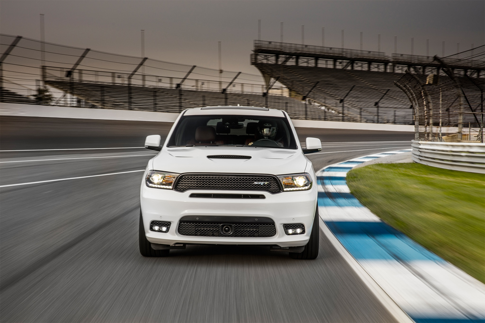 Creative 2018 Dodge Durango SRT First Drive Review  Automobile