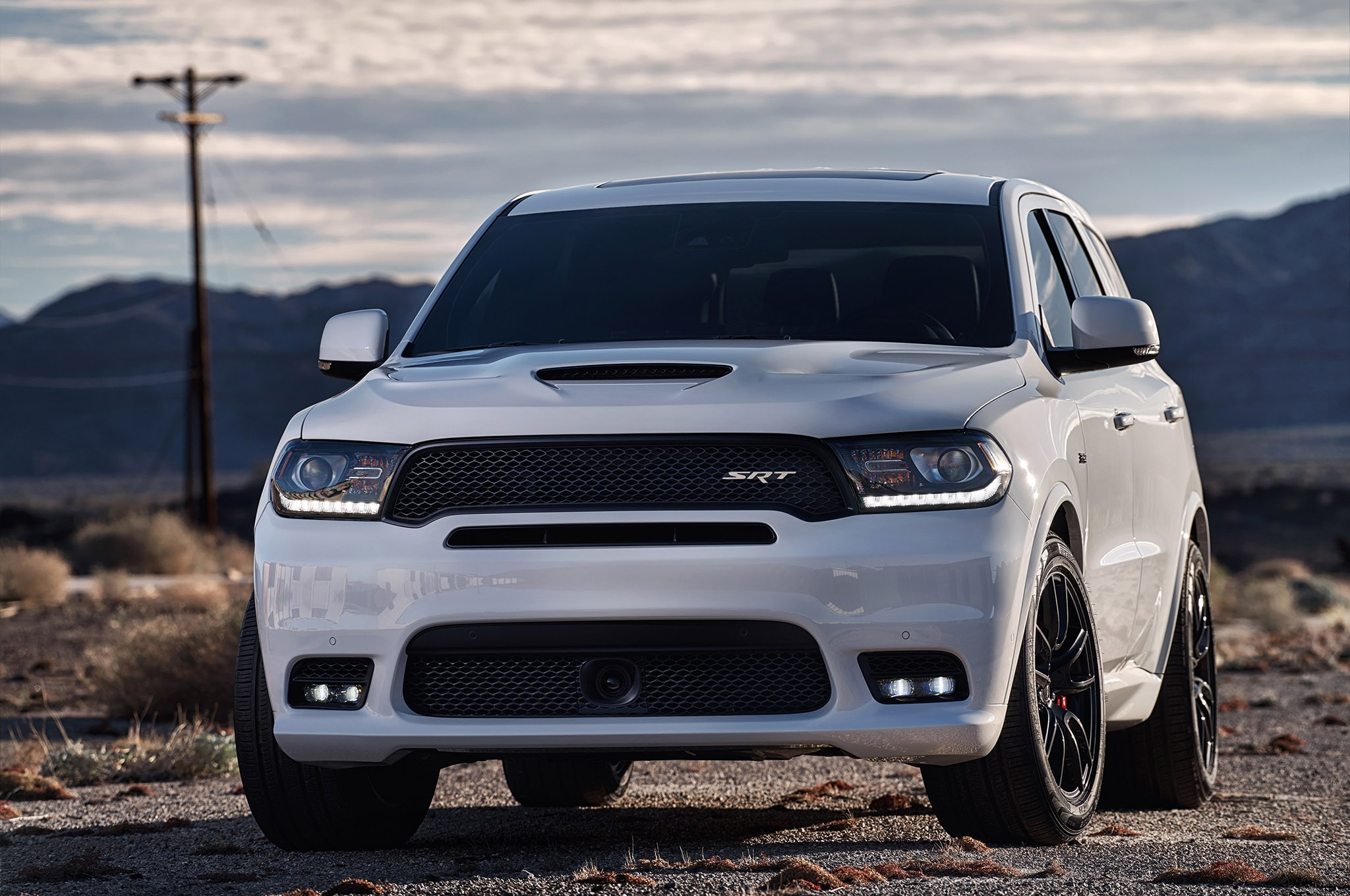 2018 dodge durango srt pricing announced automobile magazine. Black Bedroom Furniture Sets. Home Design Ideas